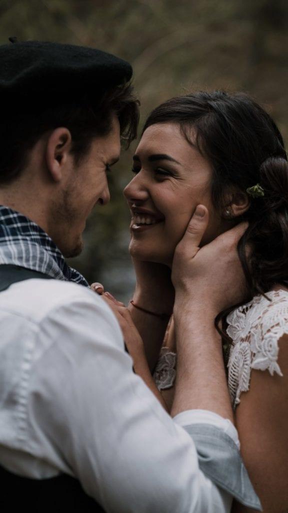 Le meilleur photographe moody de mariage en Finistère Brest Morlaix Quimper