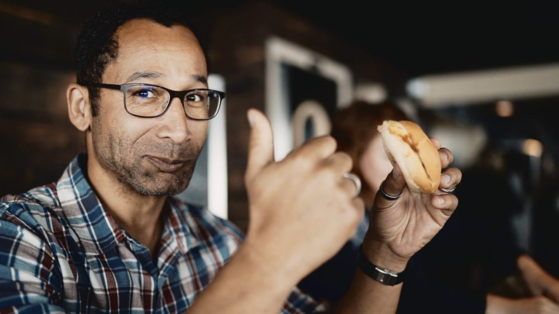 burger et salades produits locaux brest clip monsieur qui mange