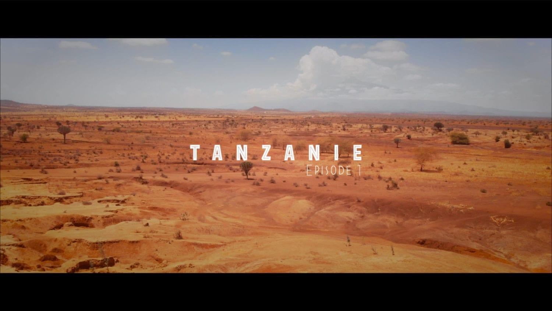 Photo de Bush Tanzanien photo de drone