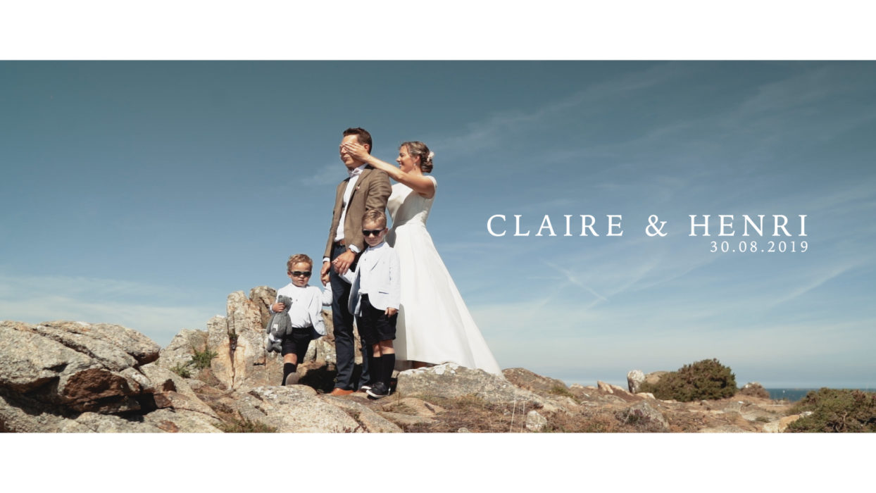 photo de mariage à Morlaix