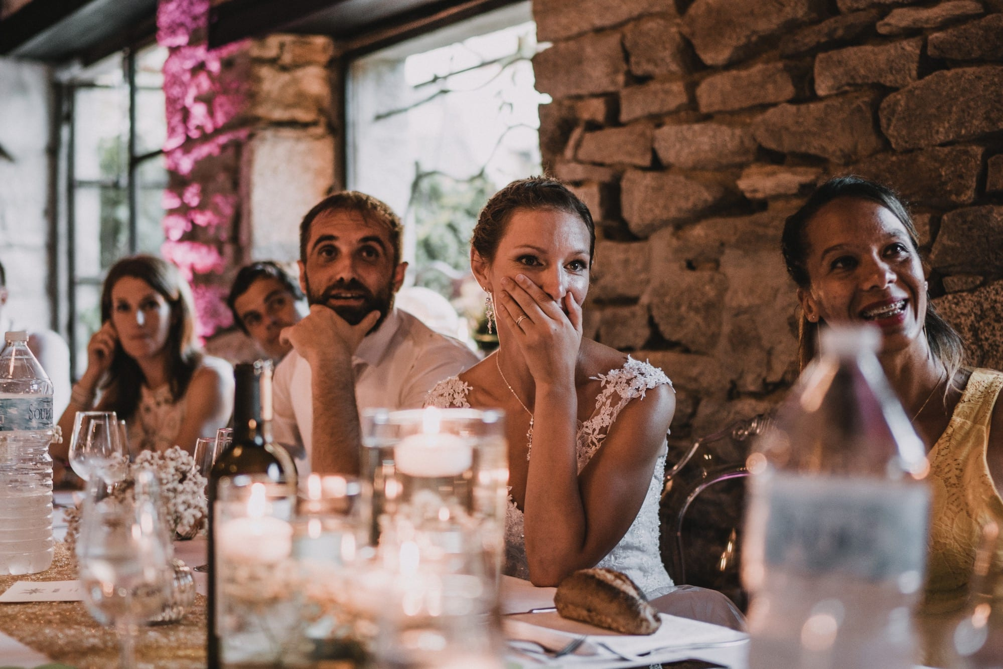 mariage à la ferme de roudouic