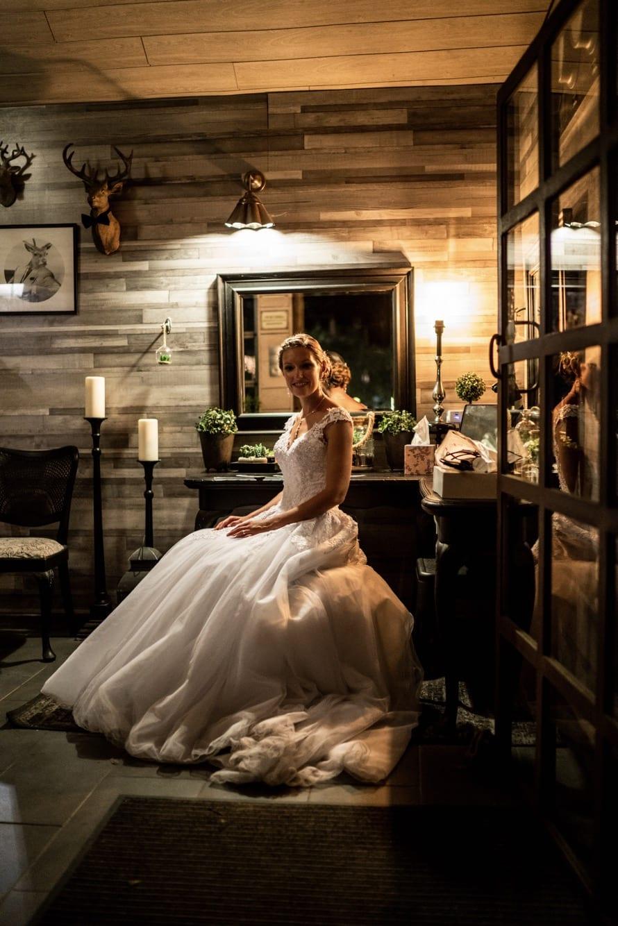 Soirée de mariage à la ferme de roudouic