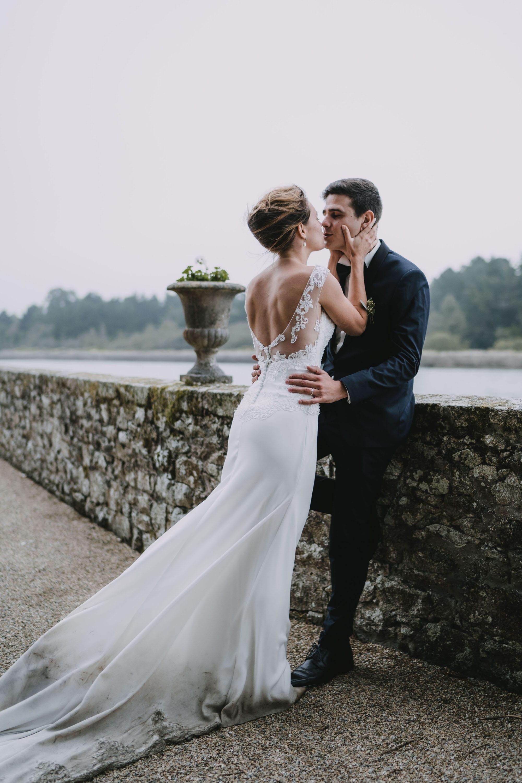 photo de mariage domaine de kerenez a loctudy