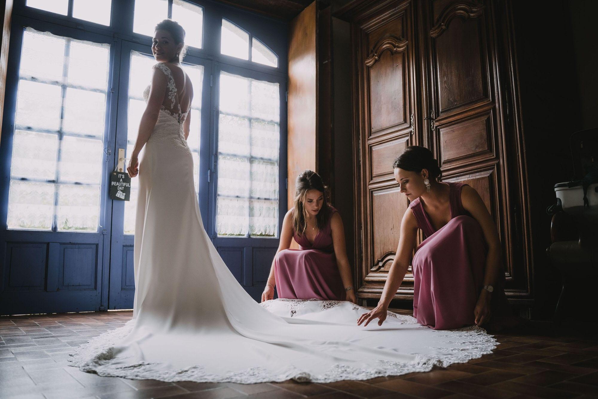 mariage domaine de kerenez loctudy