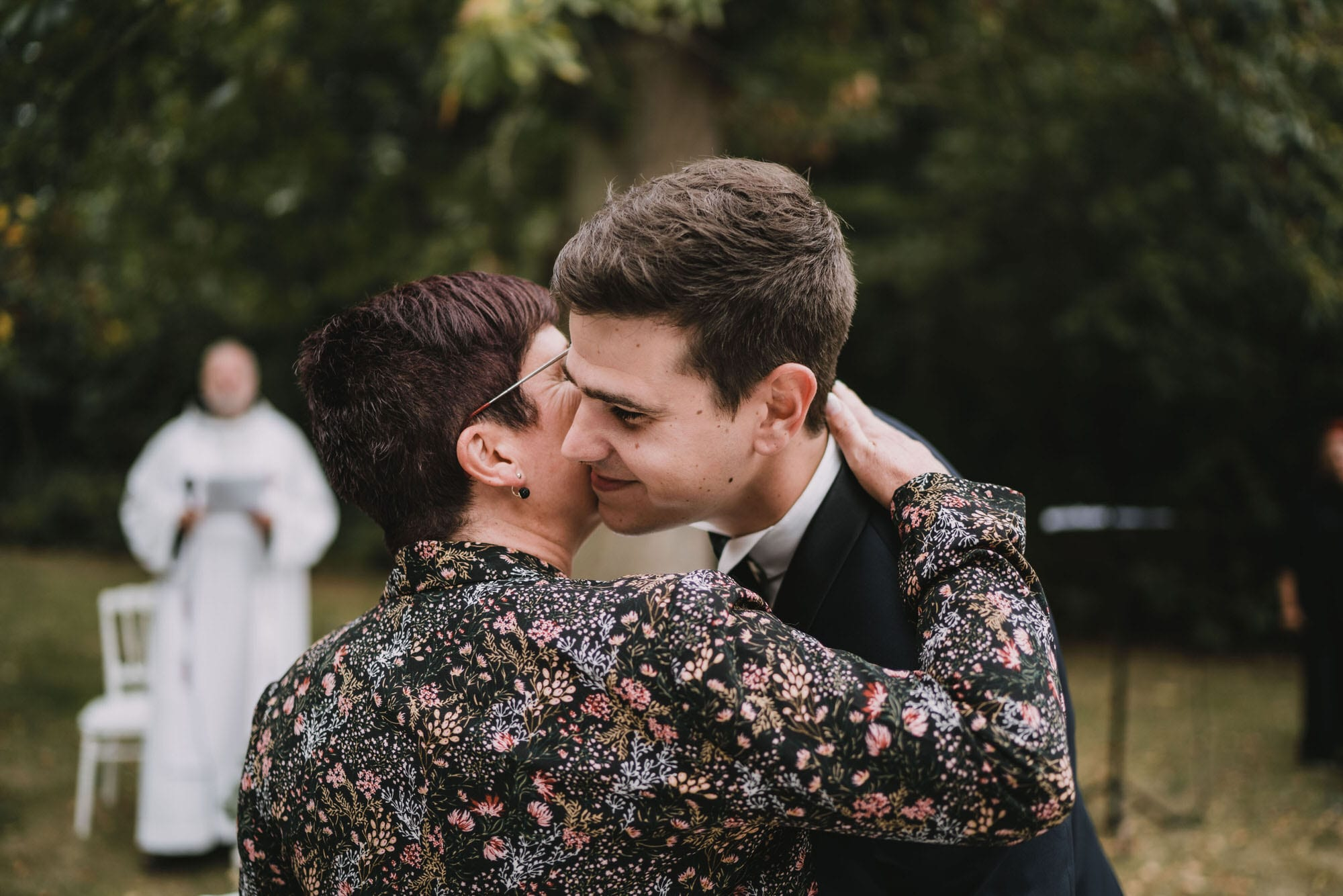 cérémonie mariage domaine de kerenez loctudy