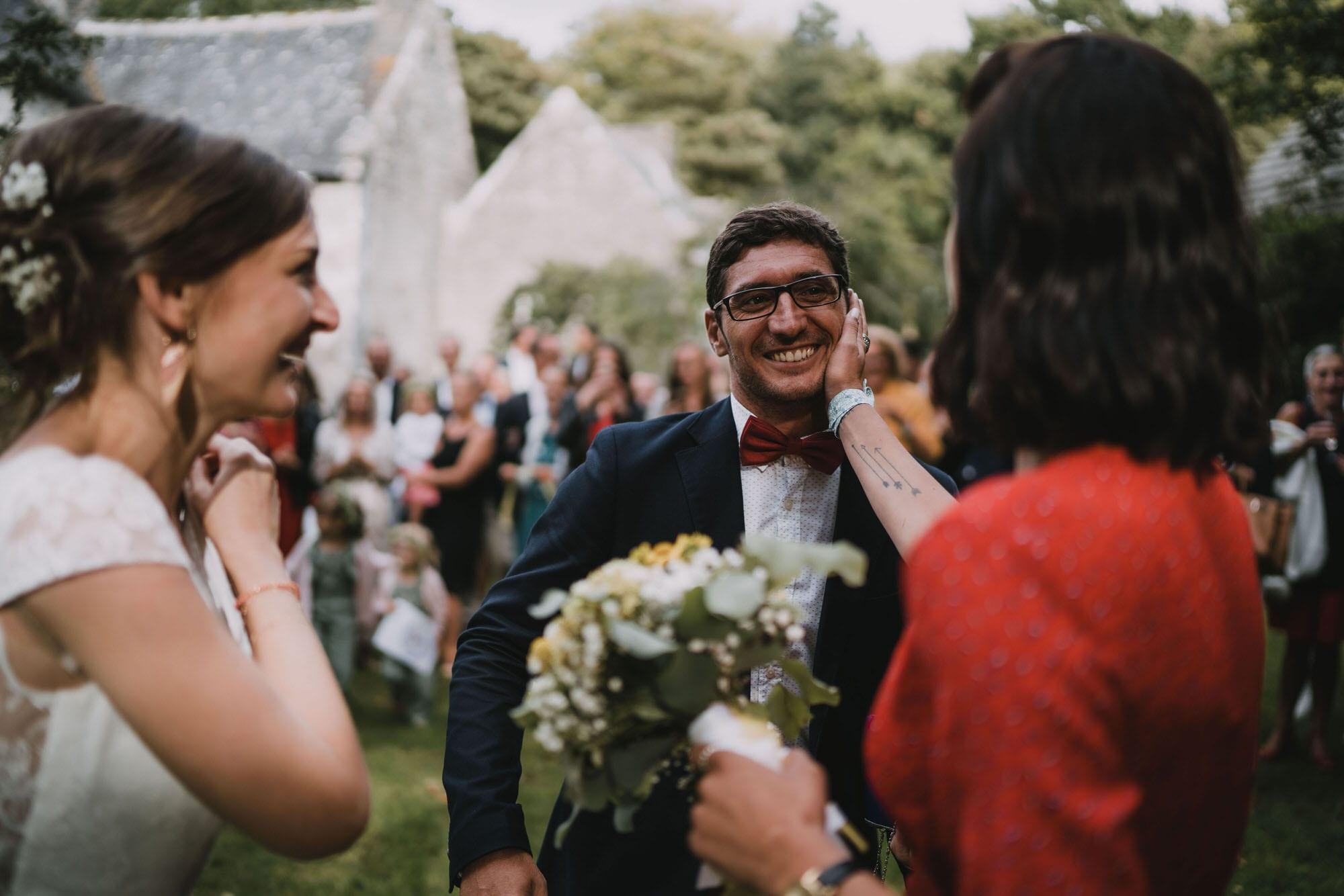 mariage domaine de Penfao