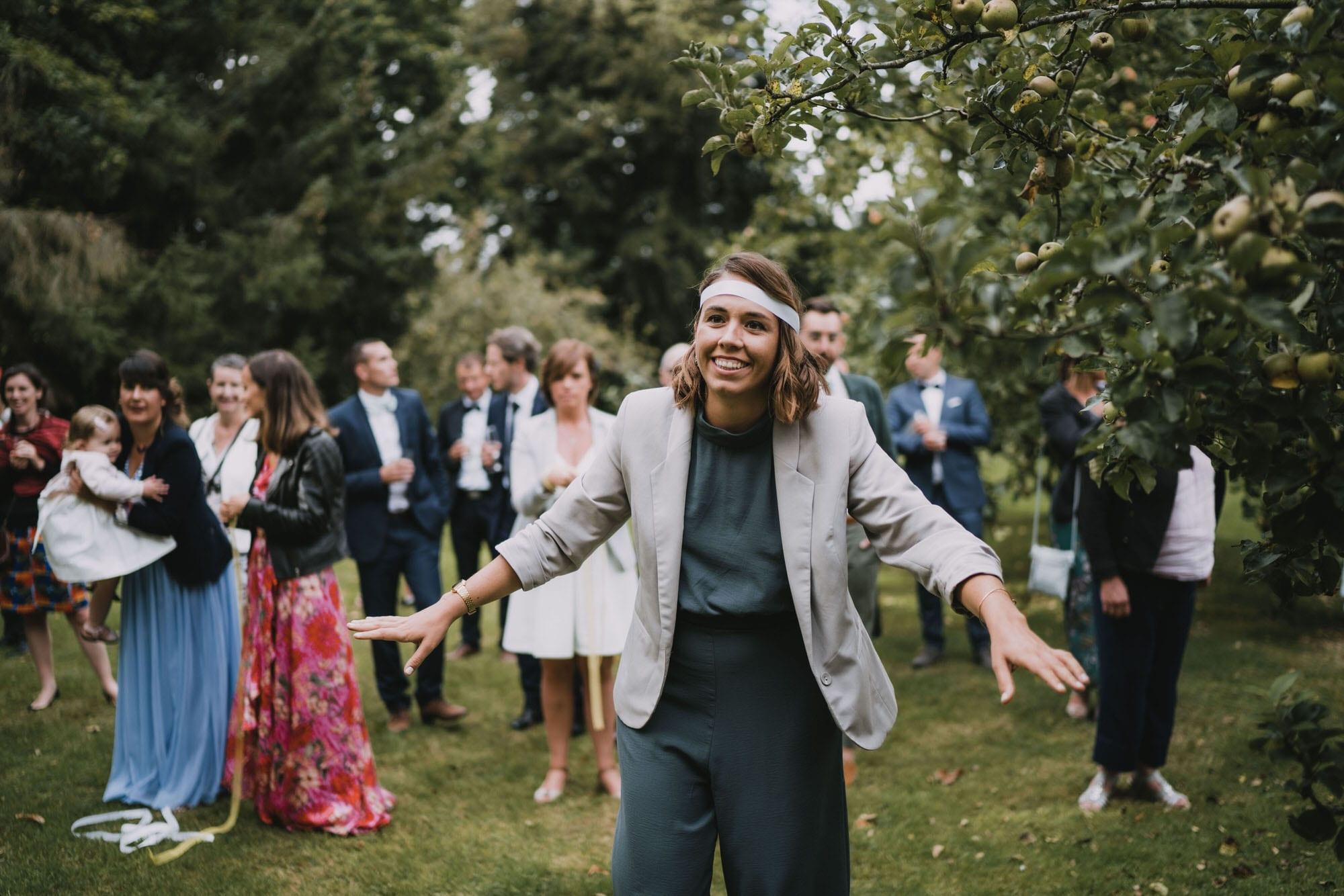 photographe mariage manoir de Penfao St Thégonnec