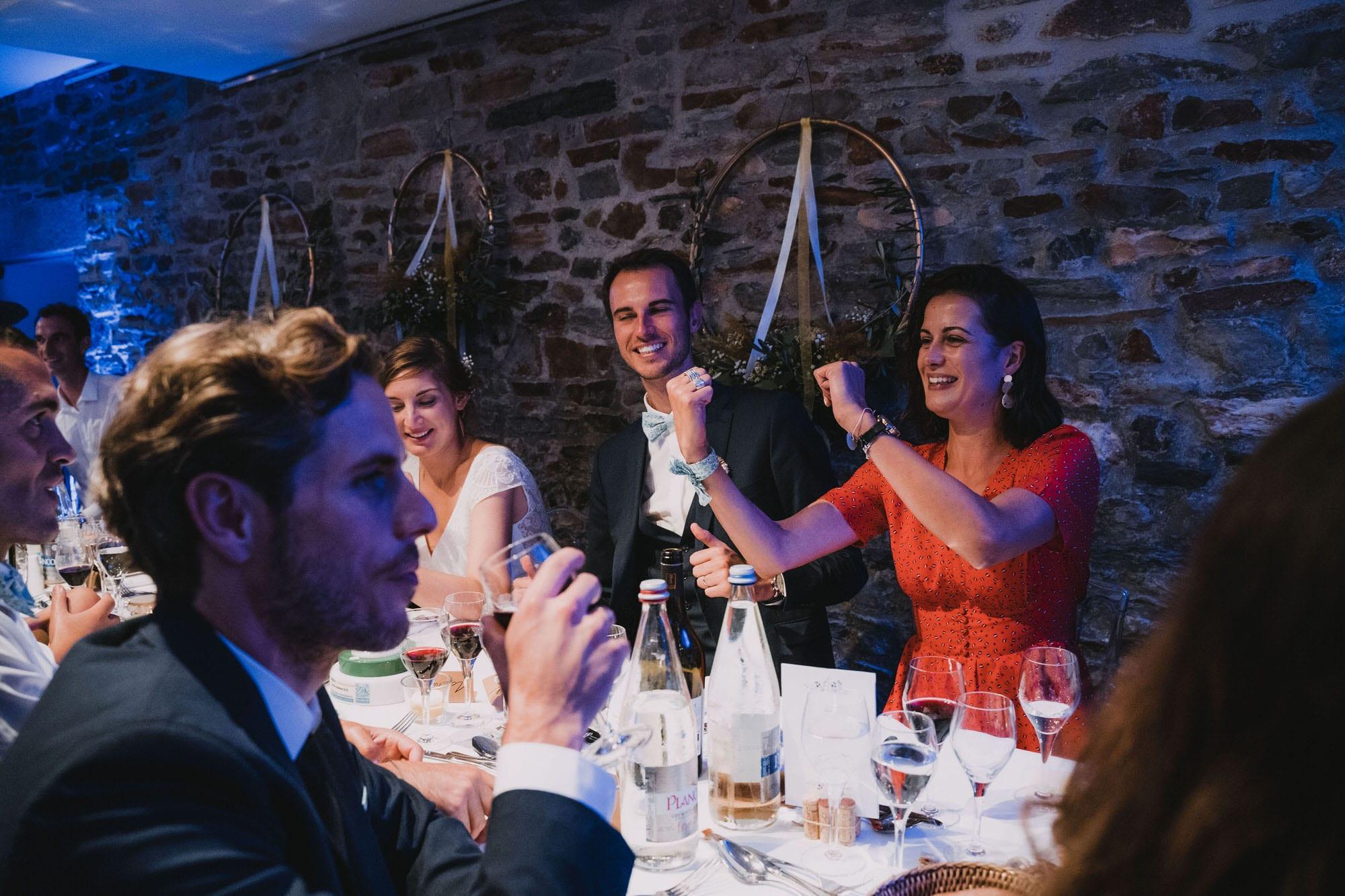 photographe mariage manoir de Penfao finistère
