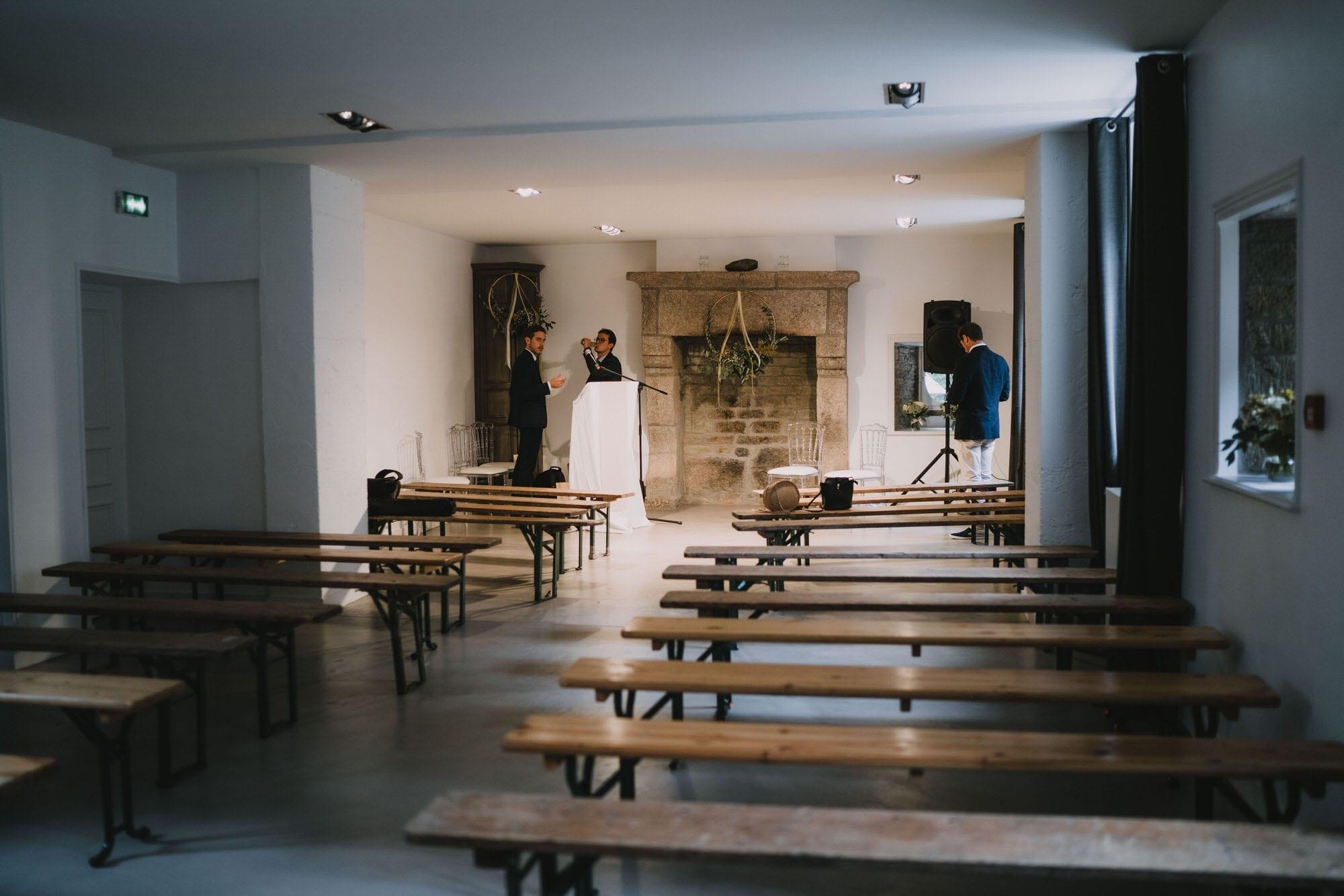 cérémonie laïque manoir de penfao