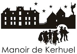 logo du Manoir de Kerhuel partenaire meilleur photographe de mariage bretagne