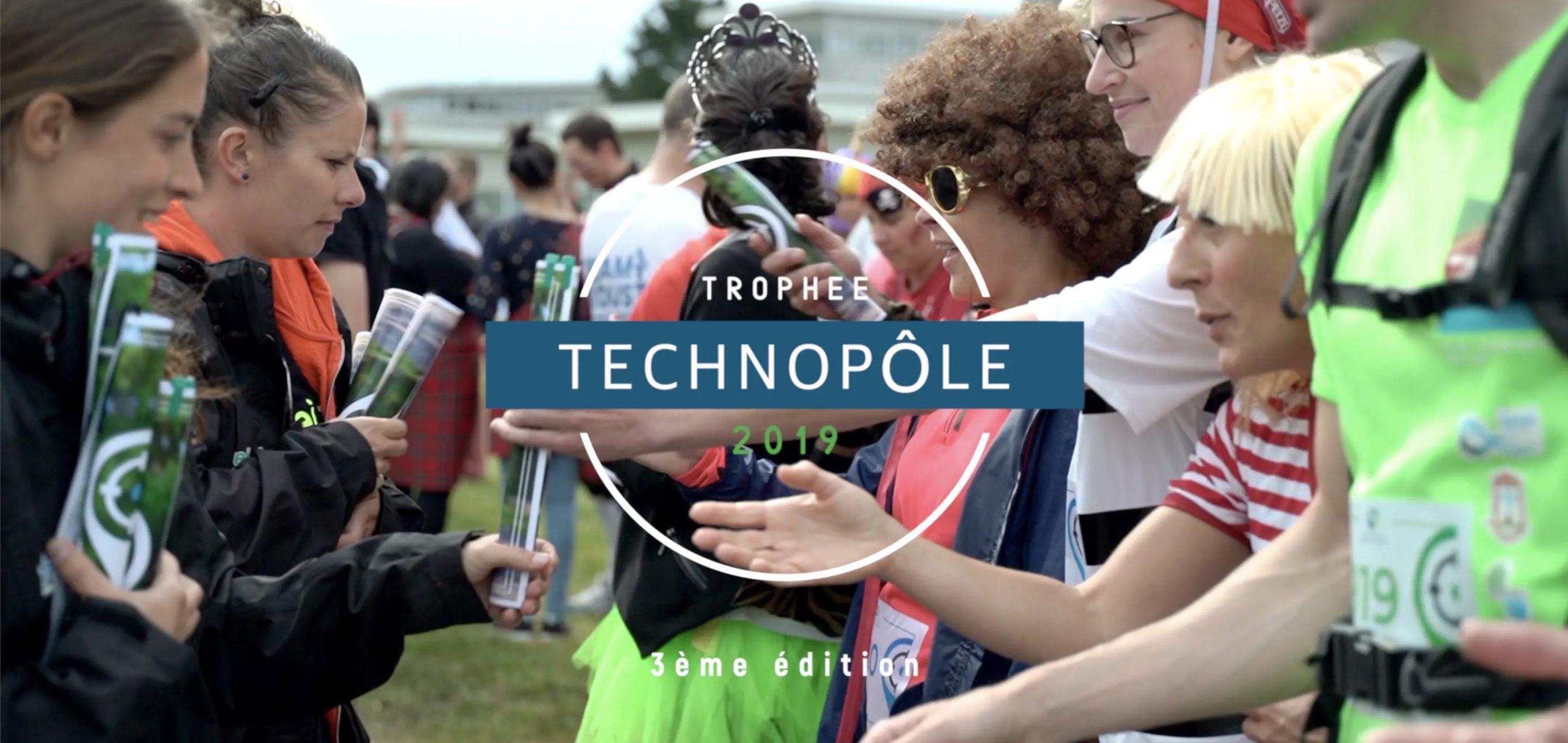 trophée du technopole brest 2010