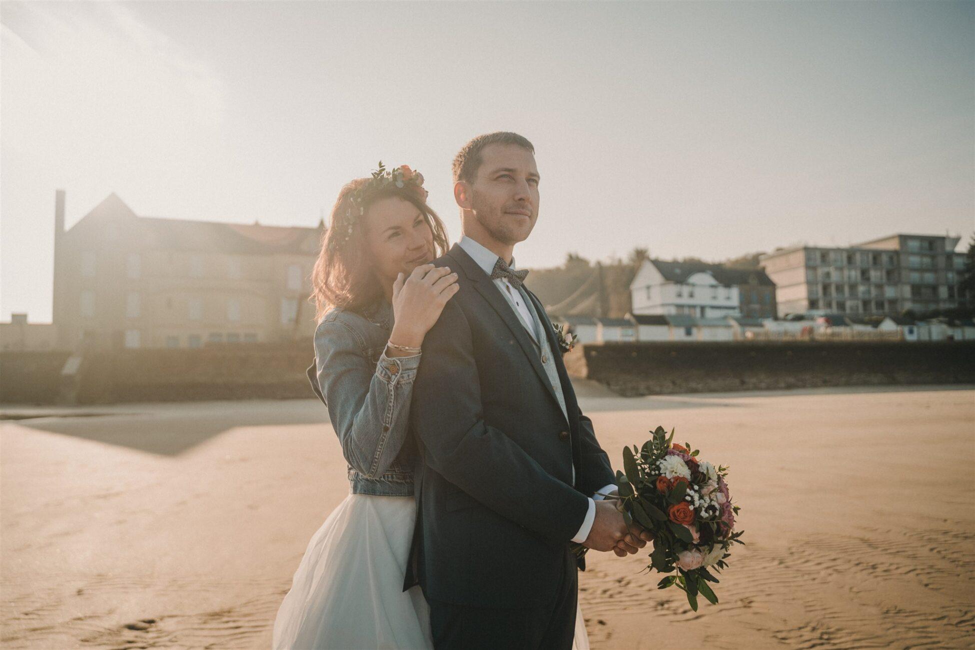 Photo de mariage à Douarnenez