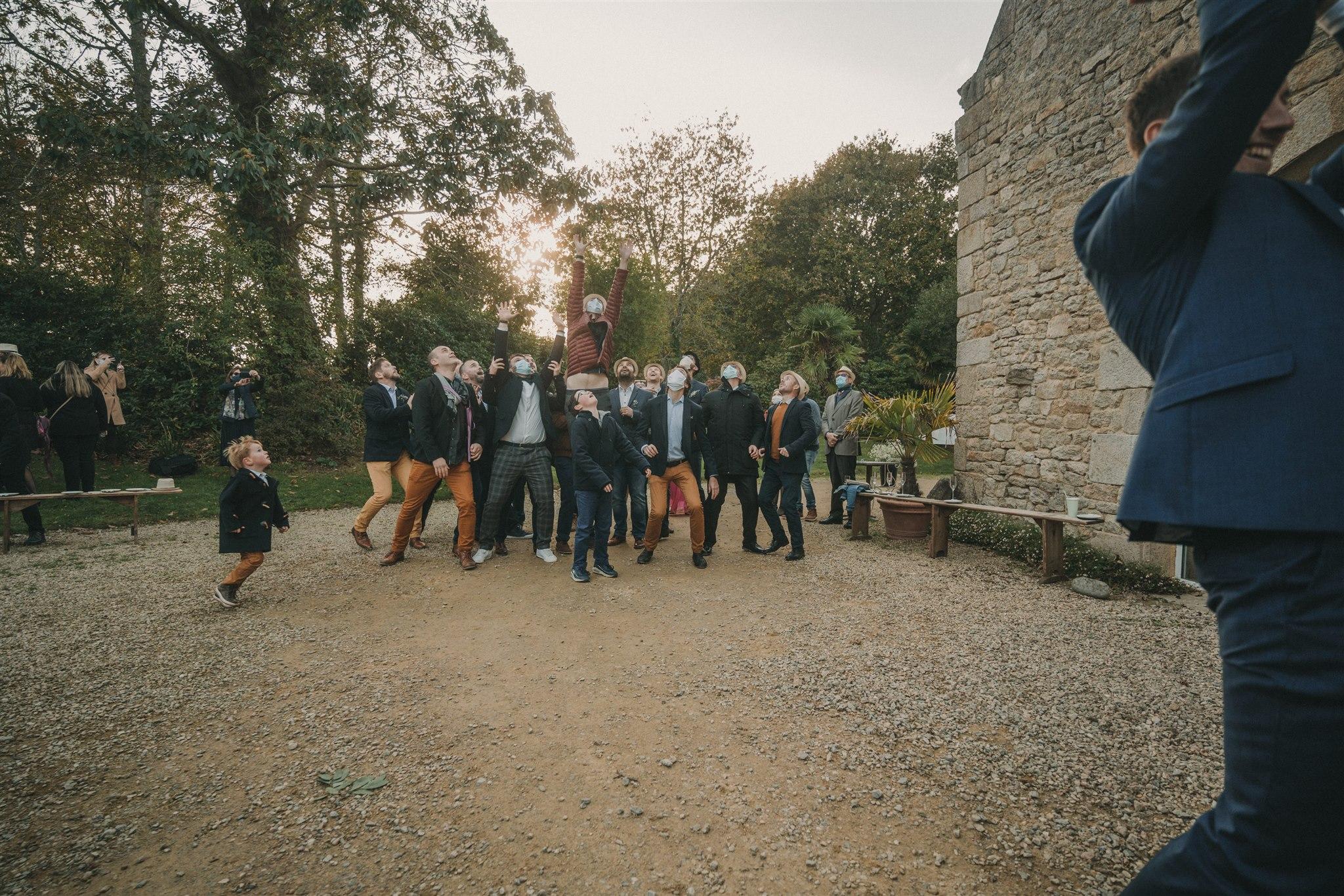 Photo De Mariage De Marine Mickael Au Clos De Trevannec À Pont L Abbé Par Antoine Borzeix Photographe De Mariage À Quimper Www.antoineborzeix.frA7303974, Photographe & Videaste à Brest / Finistère