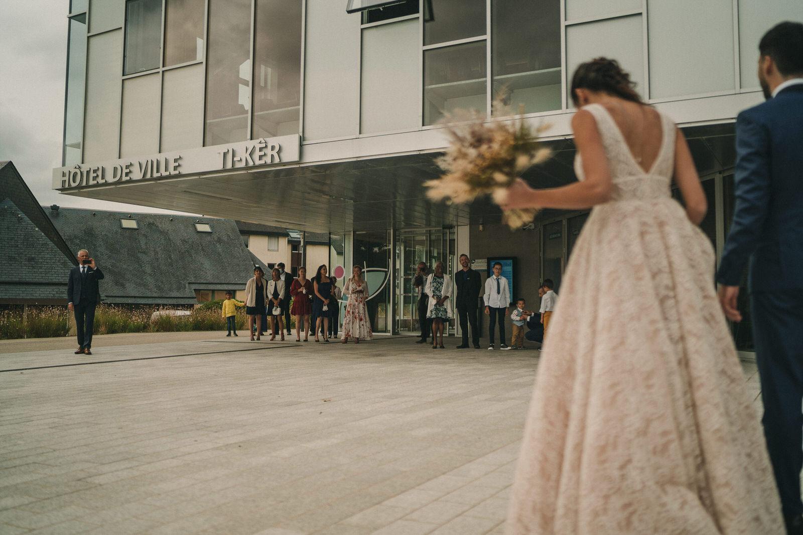 12543 Mariage Intime Élopement En Bord De Mer En Bretagne Rebecca Clement À Plougonvelin Www.antoineborzeix.fr , Photographe & Videaste à Brest / Finistère