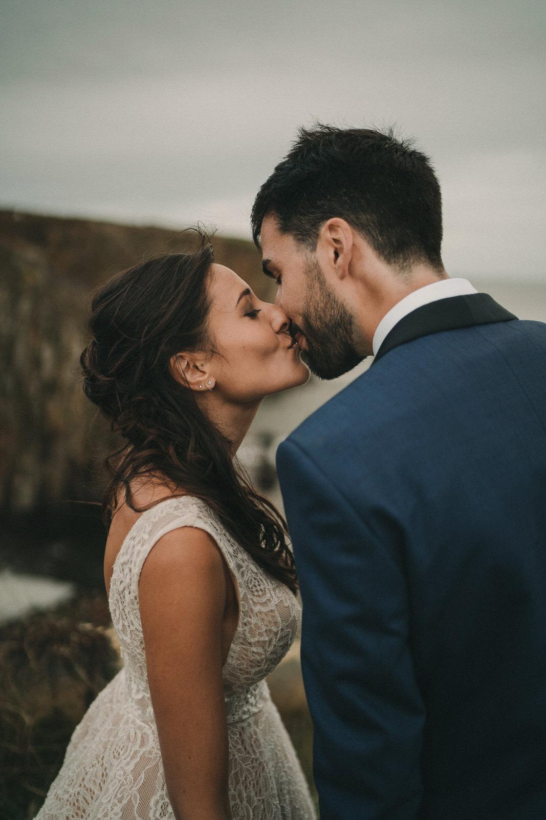 13037 Mariage Intime Élopement En Bord De Mer En Bretagne Rebecca Clement À Plougonvelin Www.antoineborzeix.fr , Photographe & Videaste à Brest / Finistère