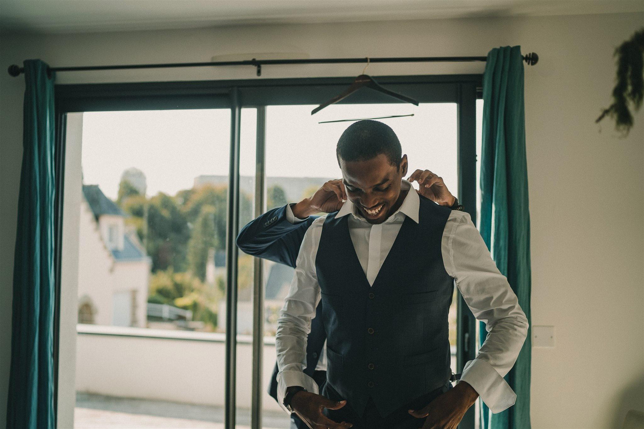 Elsa Yannick Photo De Mariage Au Manoir De Kerhuel À Plounéour Lanvern 20septembre12A7301949 Www.antoineborzeix.fr , Photographe & Videaste à Brest / Finistère
