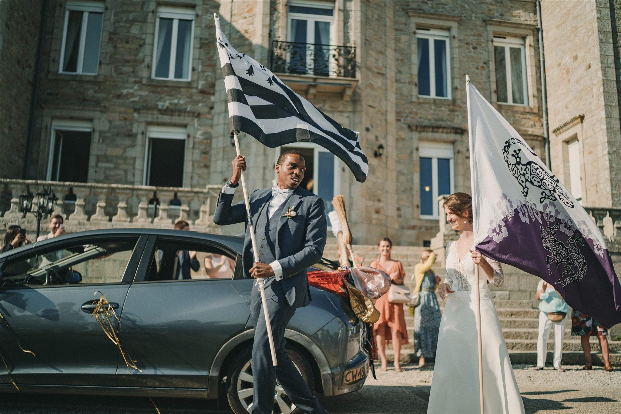 Elsa Yannick Photo De Mariage Au Manoir De Kerhuel À Plounéour Lanvern 20septembre12A7303010 Www.antoineborzeix.fr , Photographe & Videaste à Brest / Finistère