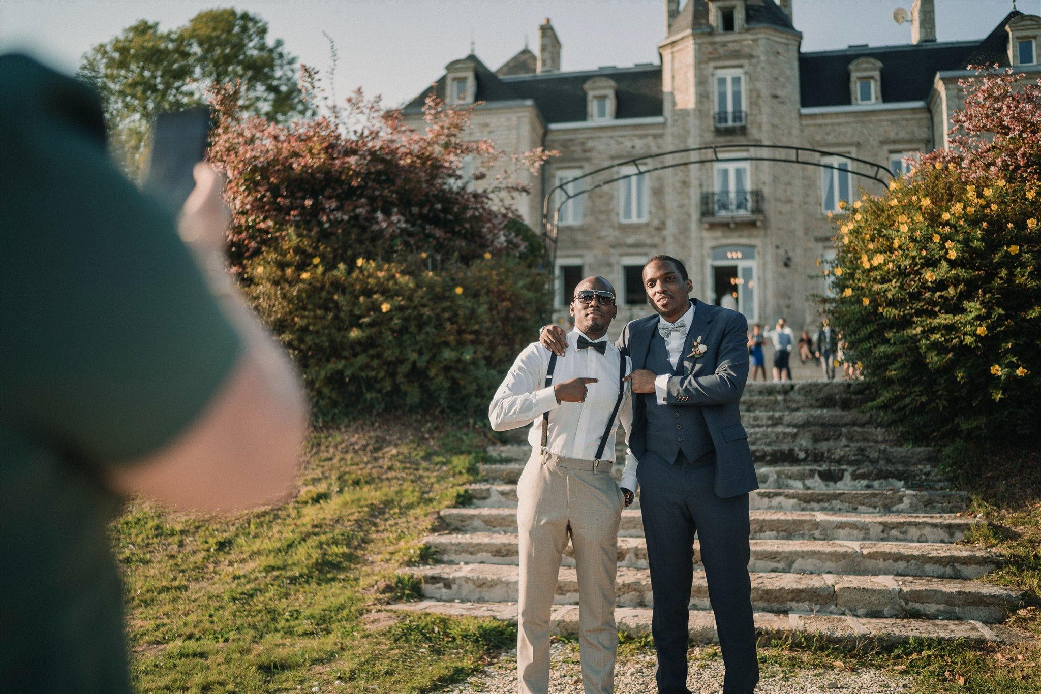 Elsa Yannick Photo De Mariage Au Manoir De Kerhuel À Plounéour Lanvern 20septembre12A7303244 Www.antoineborzeix.fr , Photographe & Videaste à Brest / Finistère