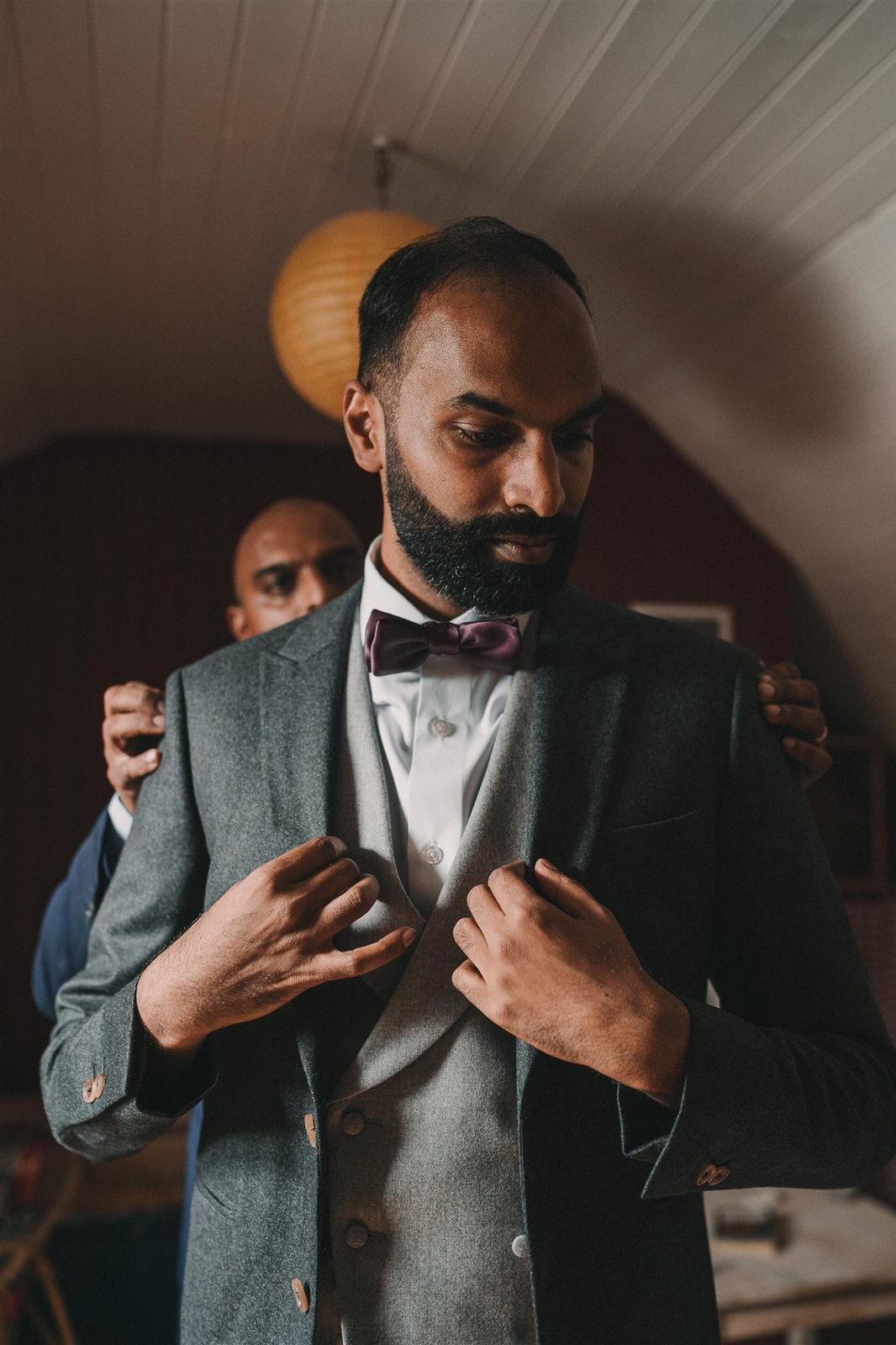 Photographe de mariage à Quimper