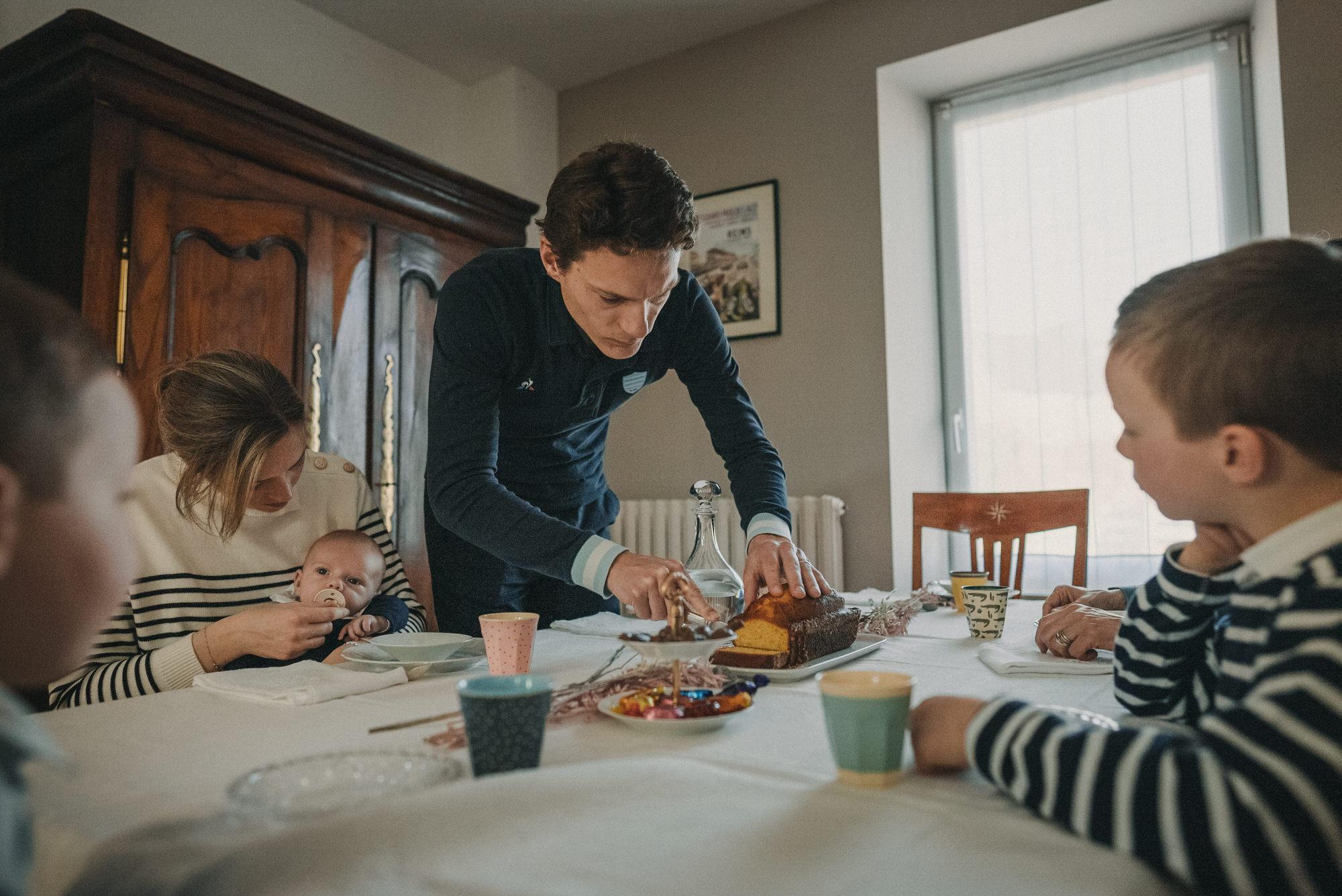 Claire Henri Séance Photos De Famille À Morlaix Par Antoine Borzeix 35, Photographe & Videaste à Brest / Finistère