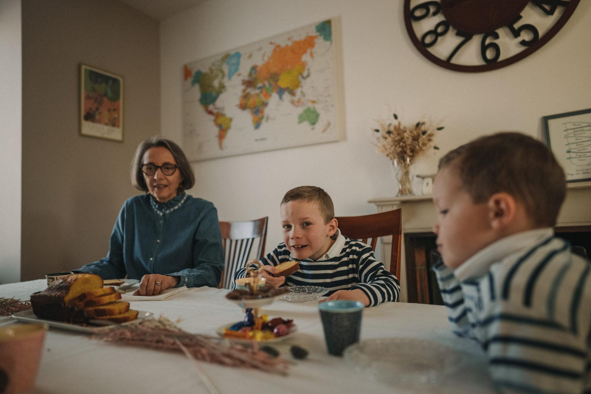 Claire Henri Séance Photos De Famille À Morlaix Par Antoine Borzeix 38, Photographe & Videaste à Brest / Finistère