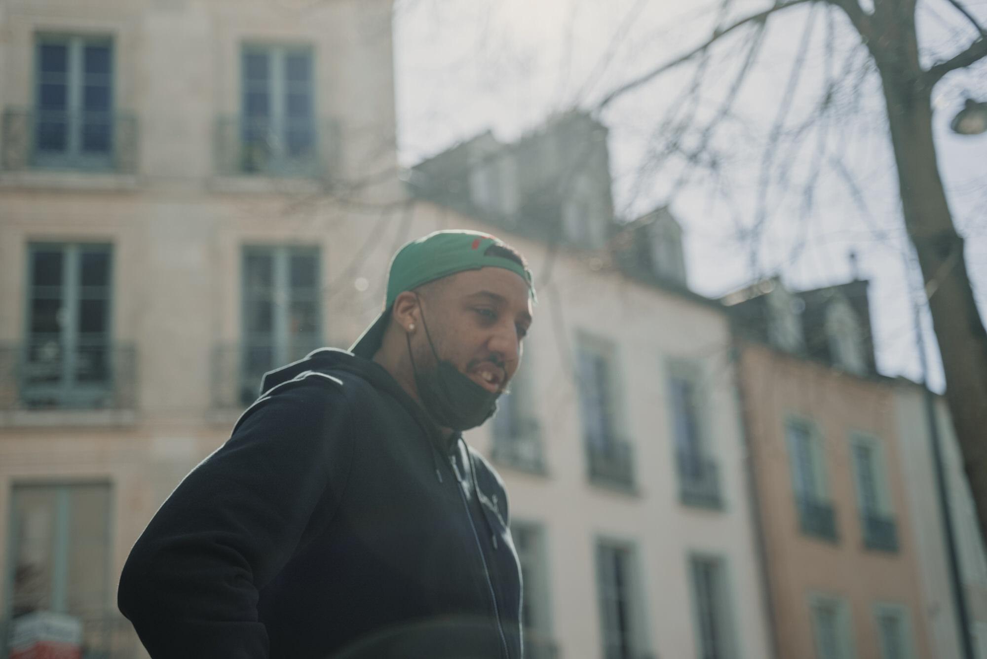 Des Coupes Pour Les Sans Abris Par Antoine Borzeix 8, Photographe & Videaste à Brest / Finistère