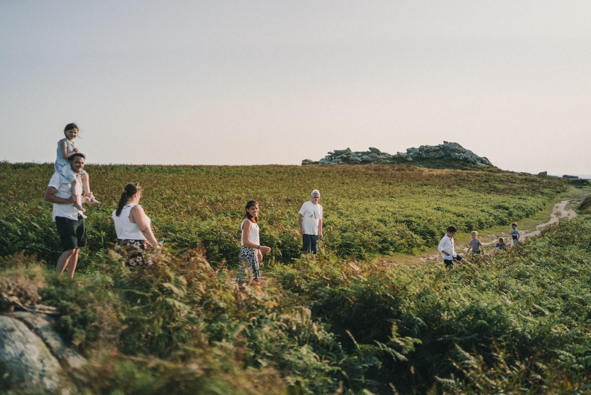 2021.07.20 Photo De Famille A Porspoder En Bretagne Par Antoine Borzeix 110, Photographe & Videaste à Brest / Finistère