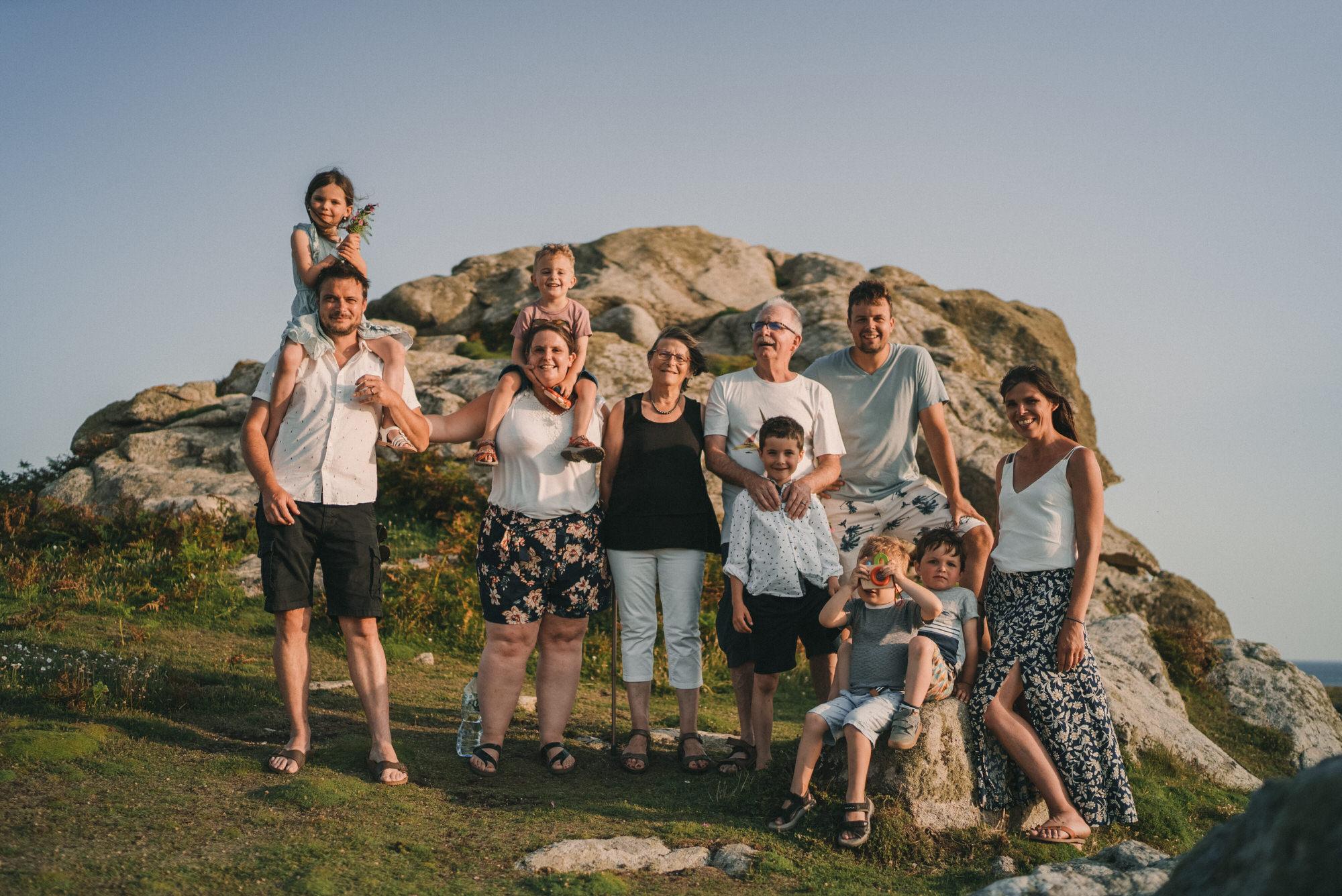 2021.07.20 Photo De Famille A Porspoder En Bretagne Par Antoine Borzeix 149, Photographe & Videaste à Brest / Finistère