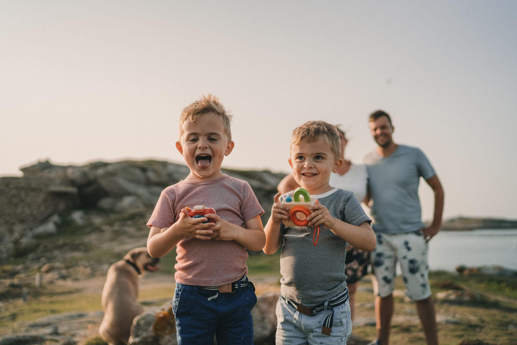 2021.07.20 Photo De Famille A Porspoder En Bretagne Par Antoine Borzeix 160, Photographe & Videaste à Brest / Finistère