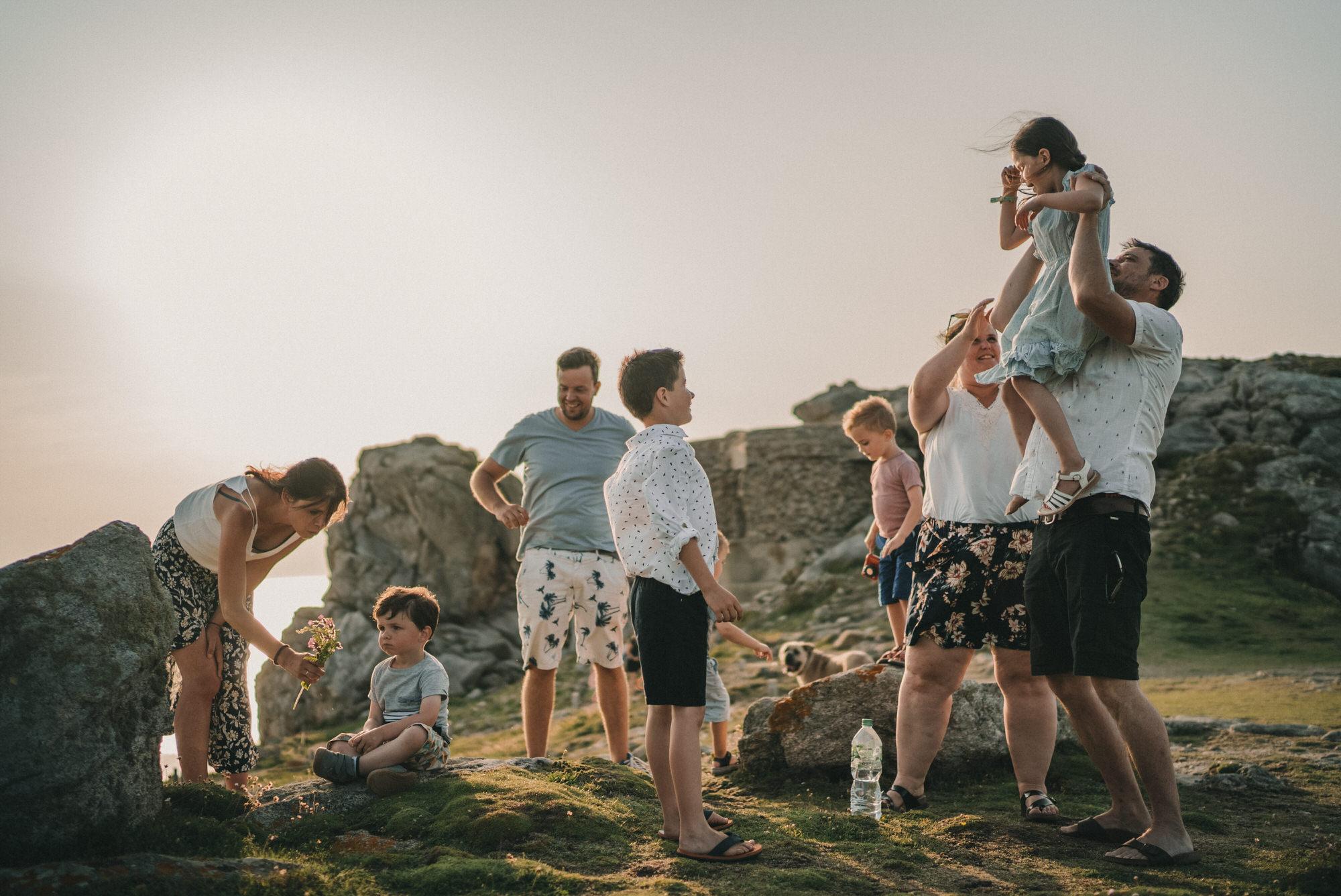 2021.07.20 Photo De Famille A Porspoder En Bretagne Par Antoine Borzeix 170, Photographe & Videaste à Brest / Finistère