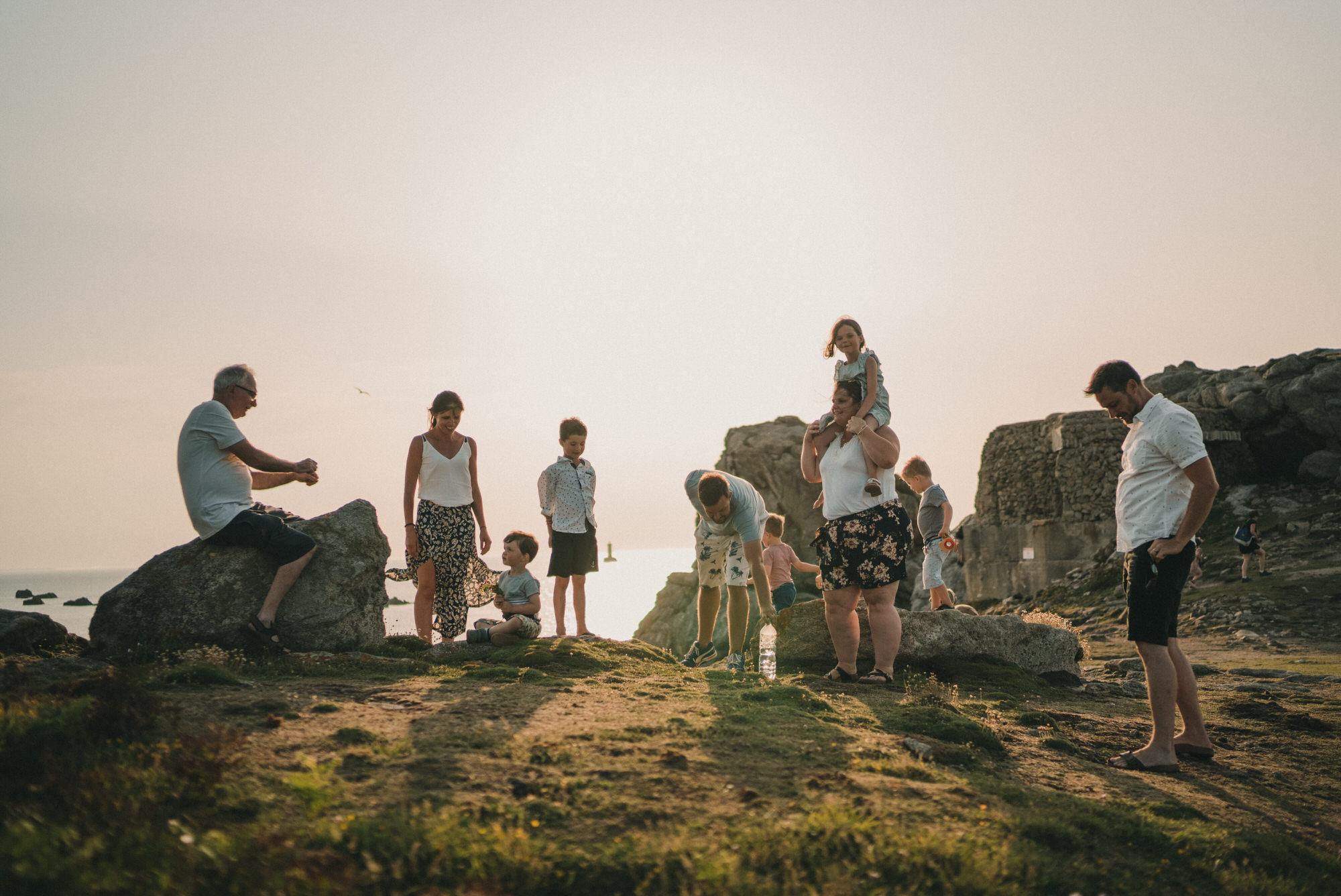 2021.07.20 Photo De Famille A Porspoder En Bretagne Par Antoine Borzeix 172, Photographe & Videaste à Brest / Finistère