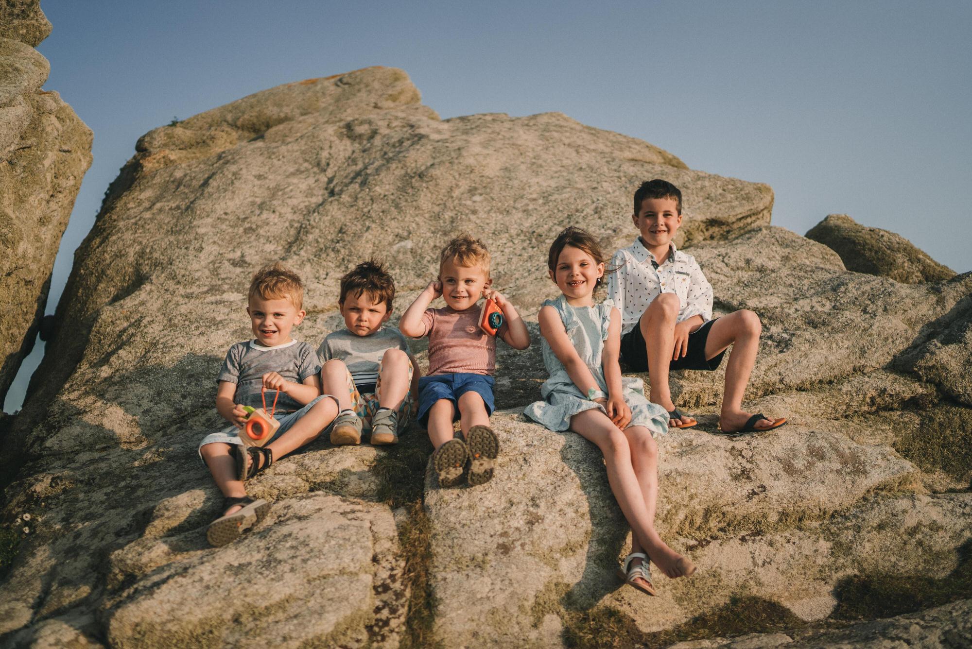 2021.07.20 Photo De Famille A Porspoder En Bretagne Par Antoine Borzeix 199, Photographe & Videaste à Brest / Finistère