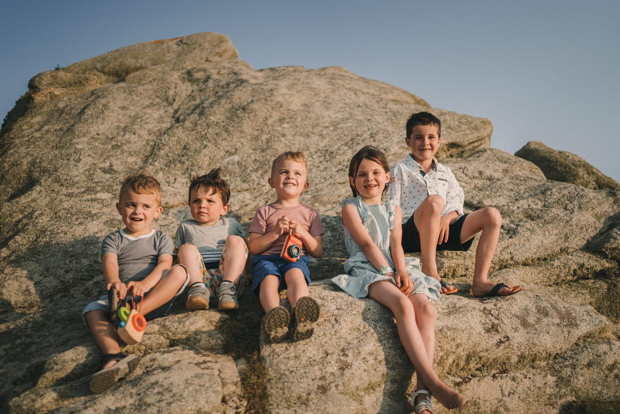 2021.07.20 Photo De Famille A Porspoder En Bretagne Par Antoine Borzeix 200, Photographe & Videaste à Brest / Finistère