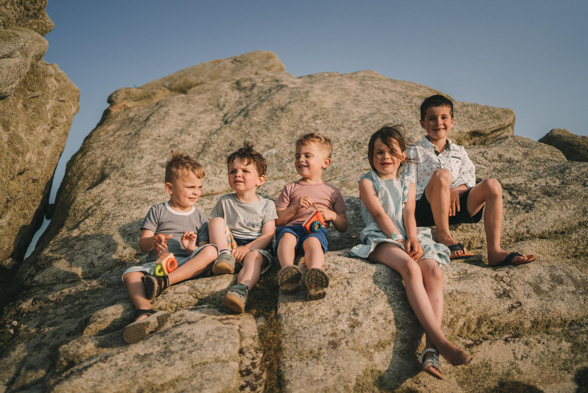 2021.07.20 Photo De Famille A Porspoder En Bretagne Par Antoine Borzeix 202, Photographe & Videaste à Brest / Finistère