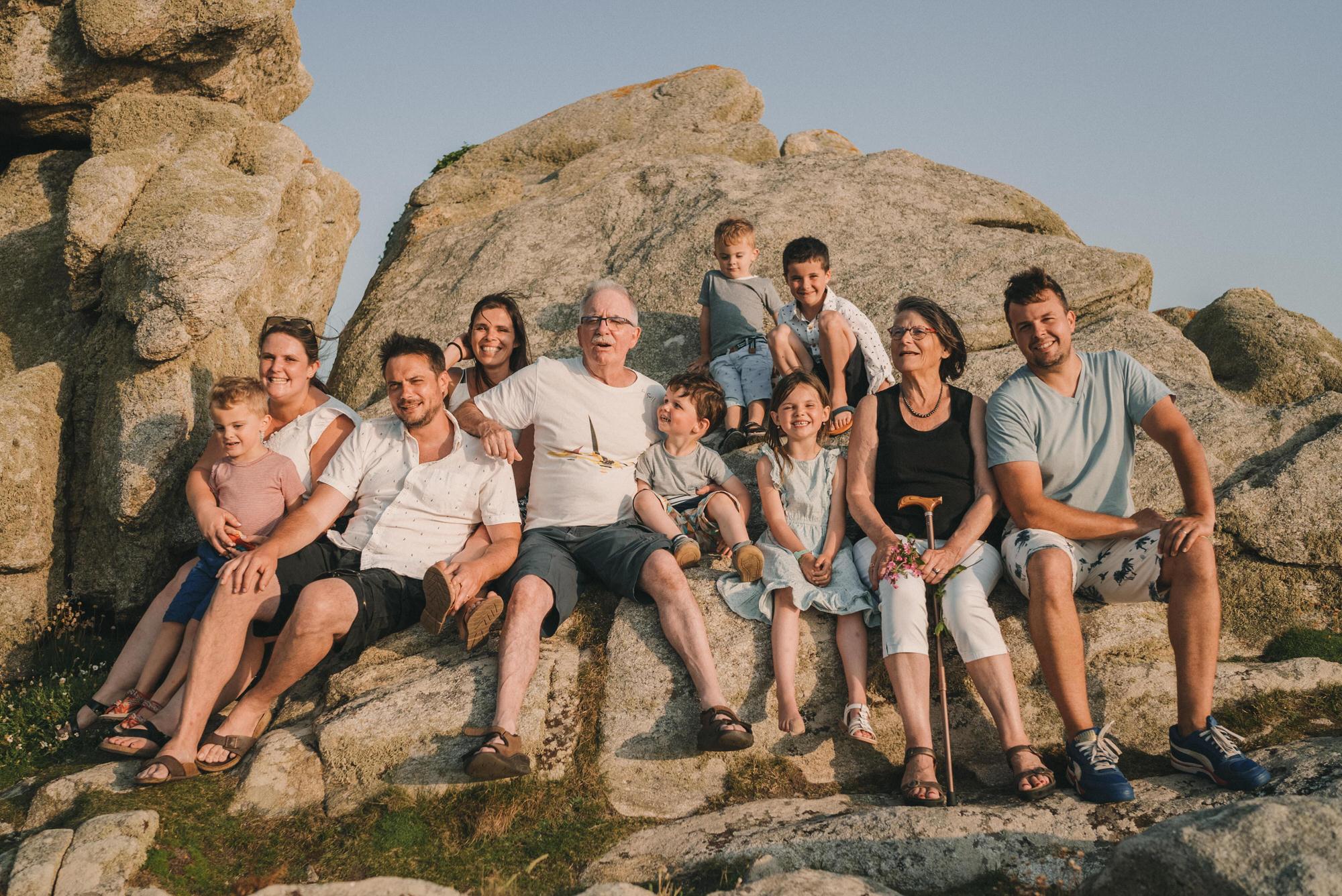 2021.07.20 Photo De Famille A Porspoder En Bretagne Par Antoine Borzeix 206, Photographe & Videaste à Brest / Finistère