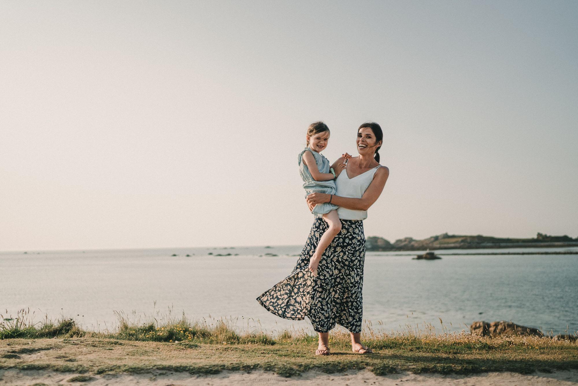 2021.07.20 Photo De Famille A Porspoder En Bretagne Par Antoine Borzeix 69, Photographe & Videaste à Brest / Finistère