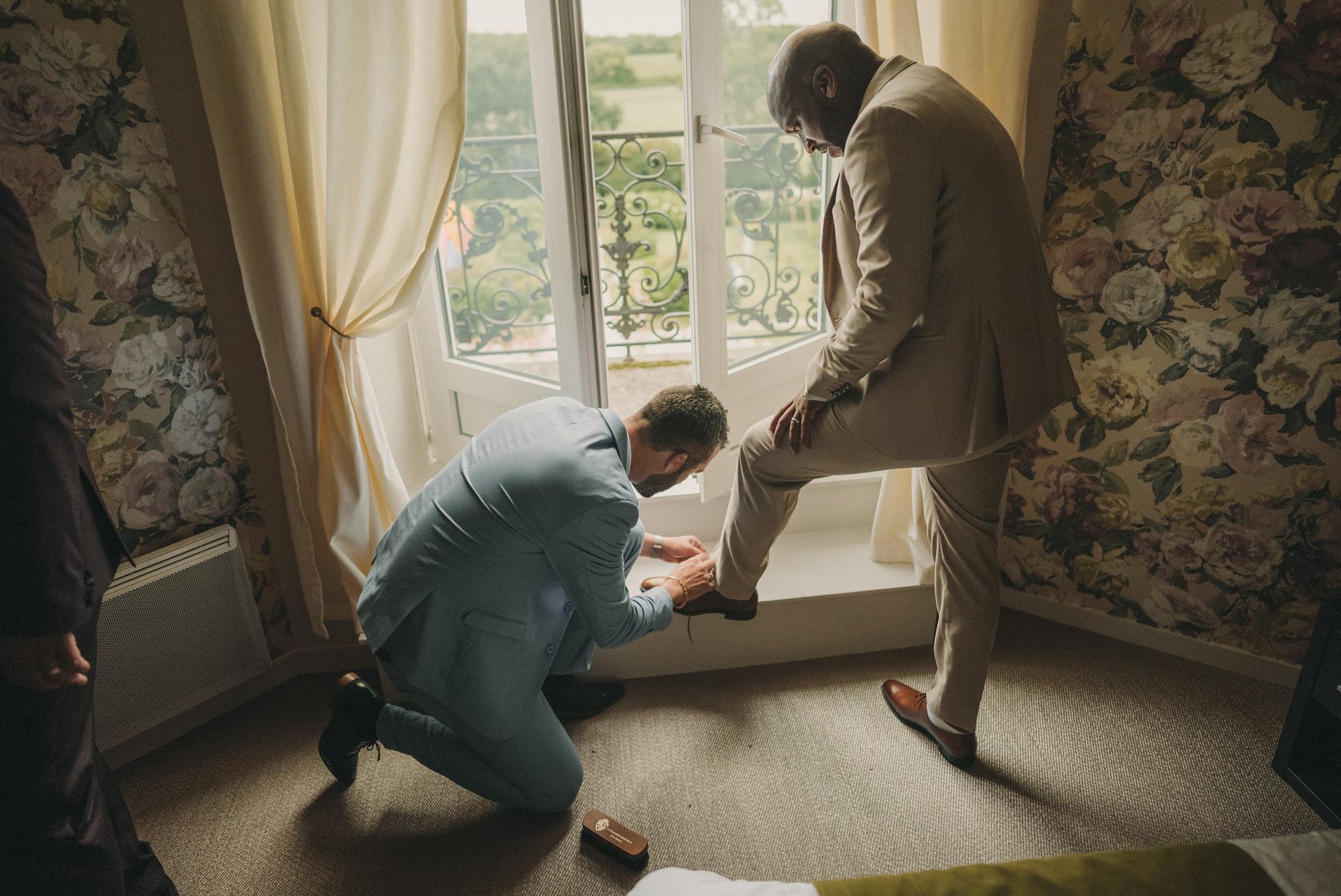 Photo De Mariage Au Manoir De Kerhuel A Plouneour Lanvern De Perle Danilson Par Antoine Borzeix 104, Photographe & Videaste à Brest / Finistère