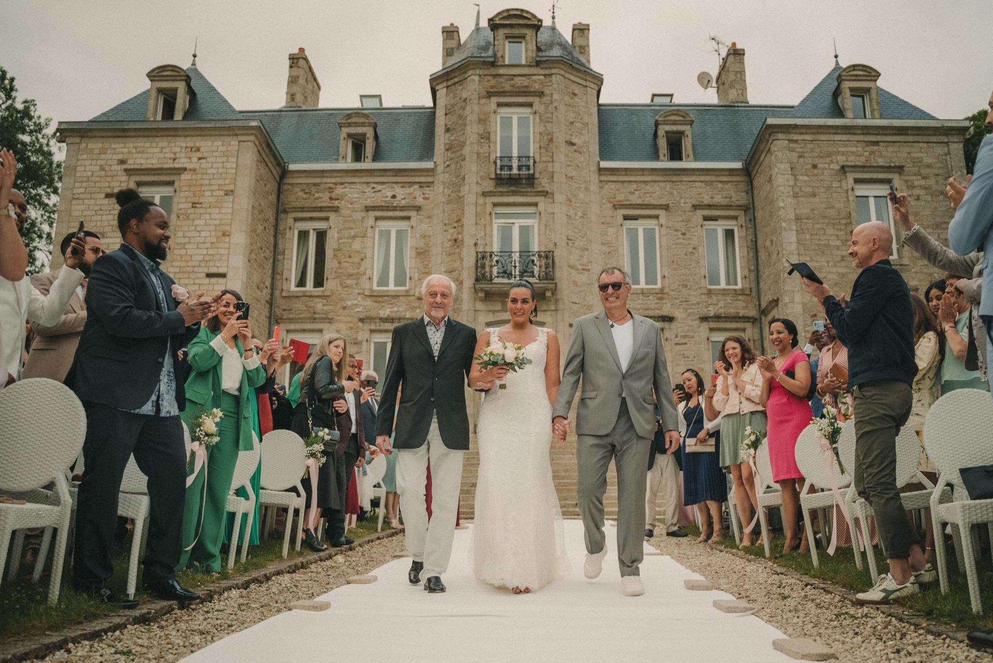 Photo De Mariage Au Manoir De Kerhuel A Plouneour Lanvern De Perle Danilson Par Antoine Borzeix 293, Photographe & Videaste à Brest / Finistère