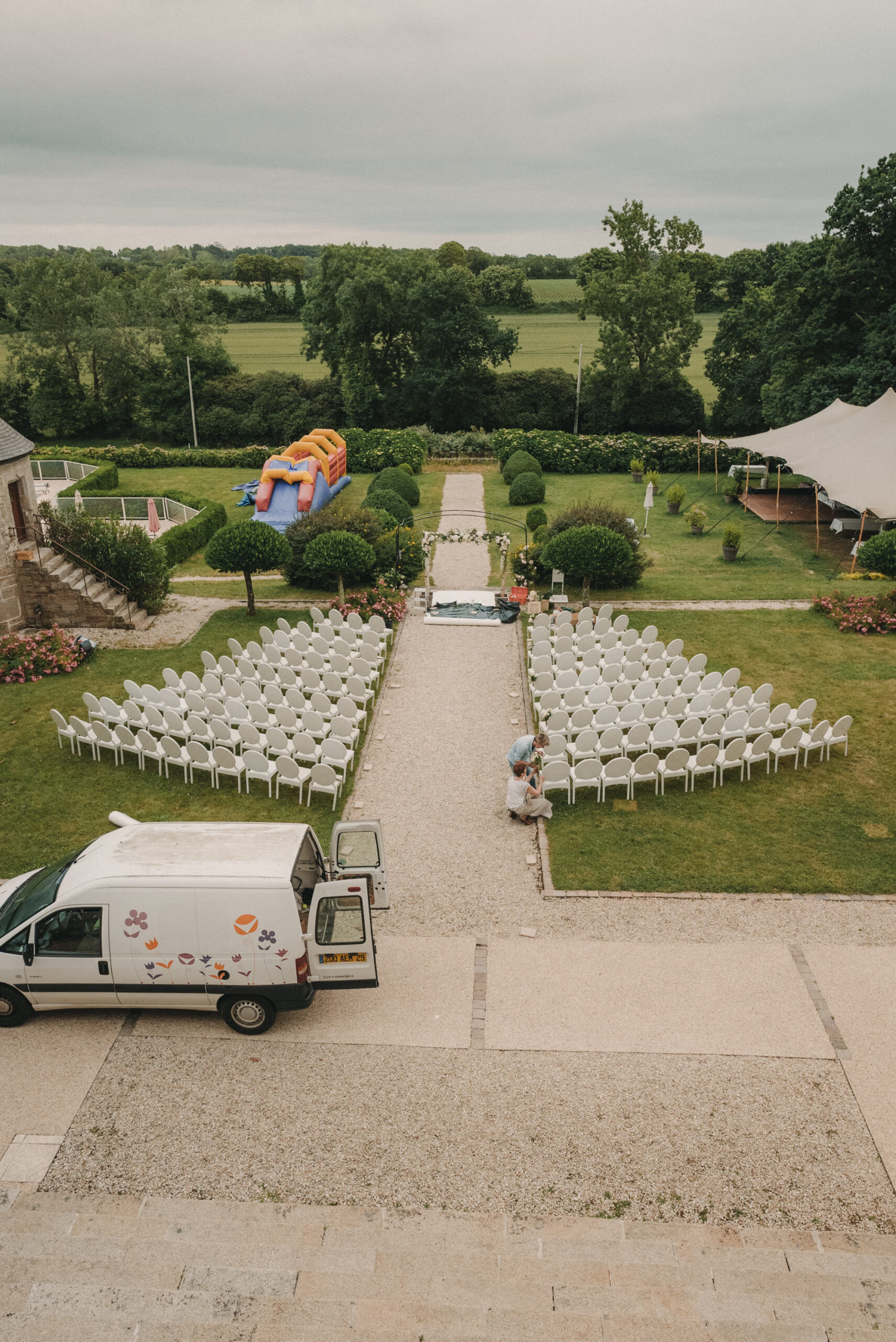 Photo De Mariage Au Manoir De Kerhuel A Plouneour Lanvern De Perle Danilson Par Antoine Borzeix 47 Scaled, Photographe & Videaste à Brest / Finistère