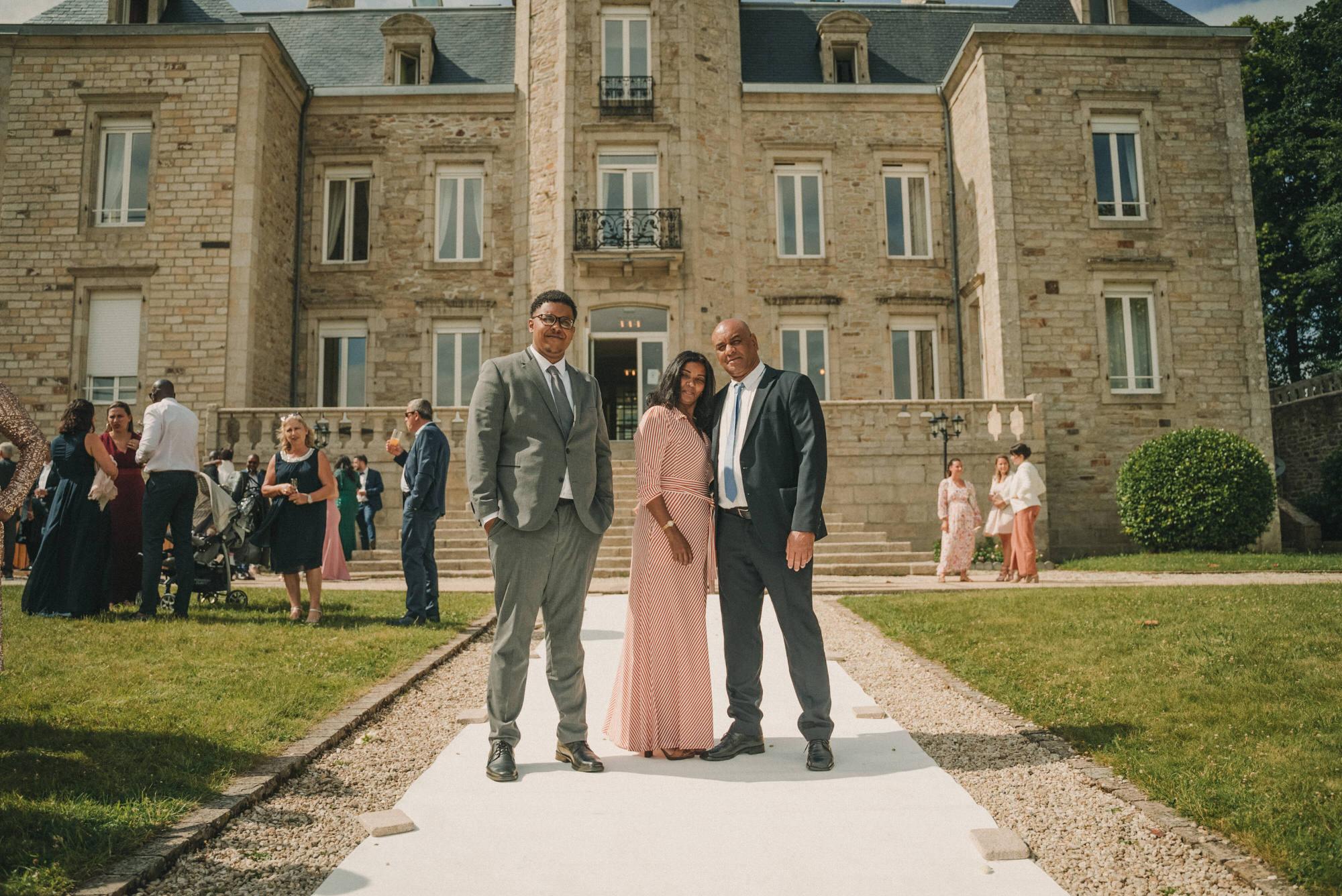 Photo De Mariage Au Manoir De Kerhuel A Plouneour Lanvern De Perle Danilson Par Antoine Borzeix 636, Photographe & Videaste à Brest / Finistère