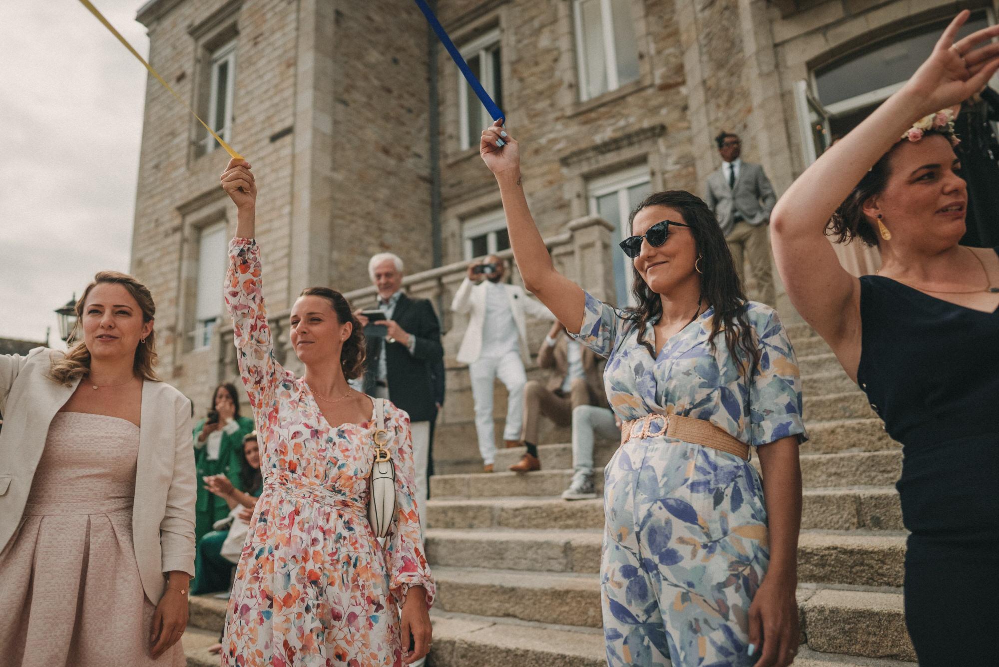 Photo De Mariage Au Manoir De Kerhuel A Plouneour Lanvern De Perle Danilson Par Antoine Borzeix 728, Photographe & Videaste à Brest / Finistère