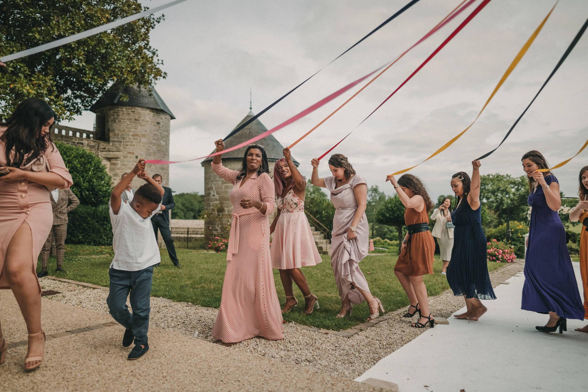 Photo De Mariage Au Manoir De Kerhuel A Plouneour Lanvern De Perle Danilson Par Antoine Borzeix 730, Photographe & Videaste à Brest / Finistère