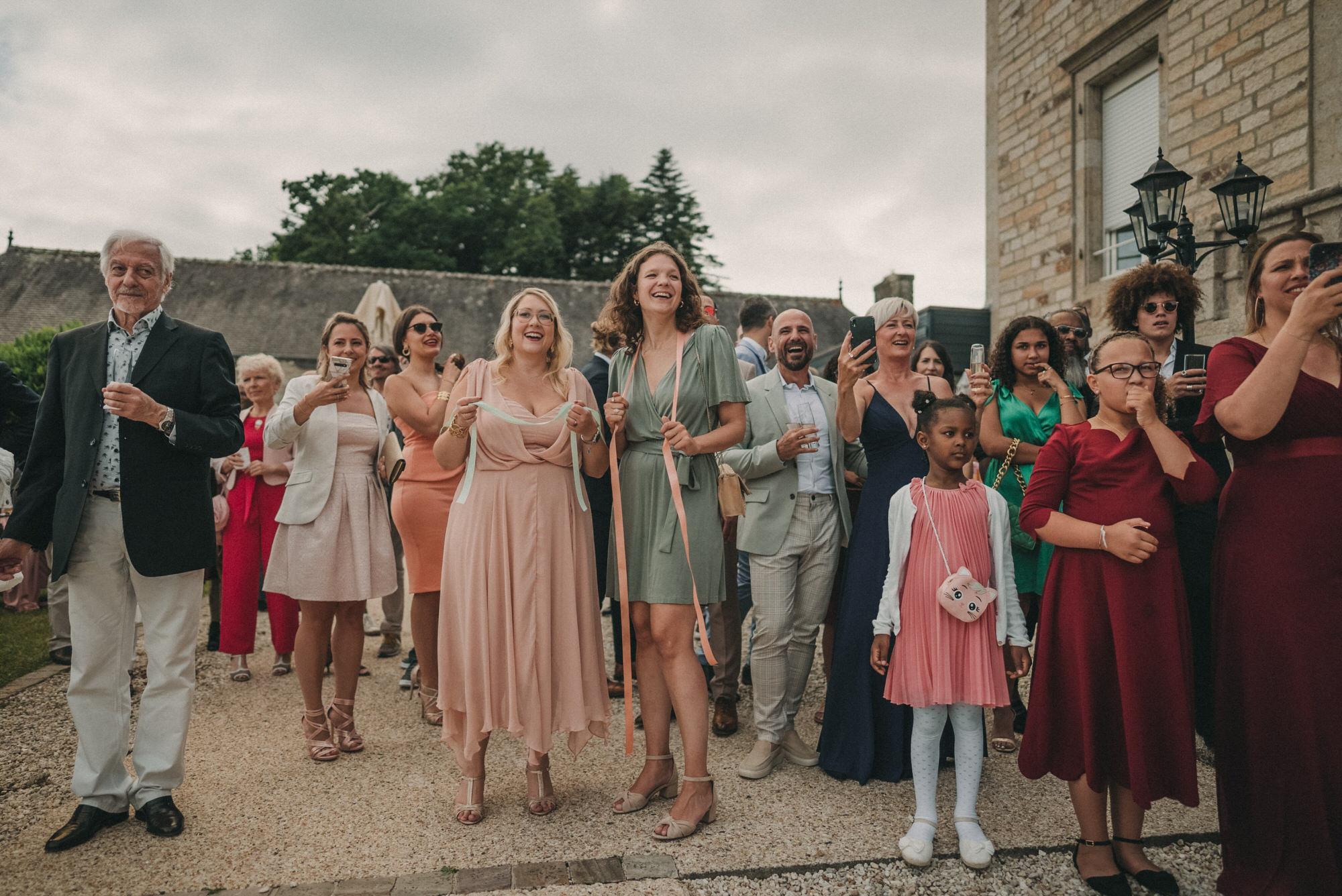 Photo De Mariage Au Manoir De Kerhuel A Plouneour Lanvern De Perle Danilson Par Antoine Borzeix 743, Photographe & Videaste à Brest / Finistère