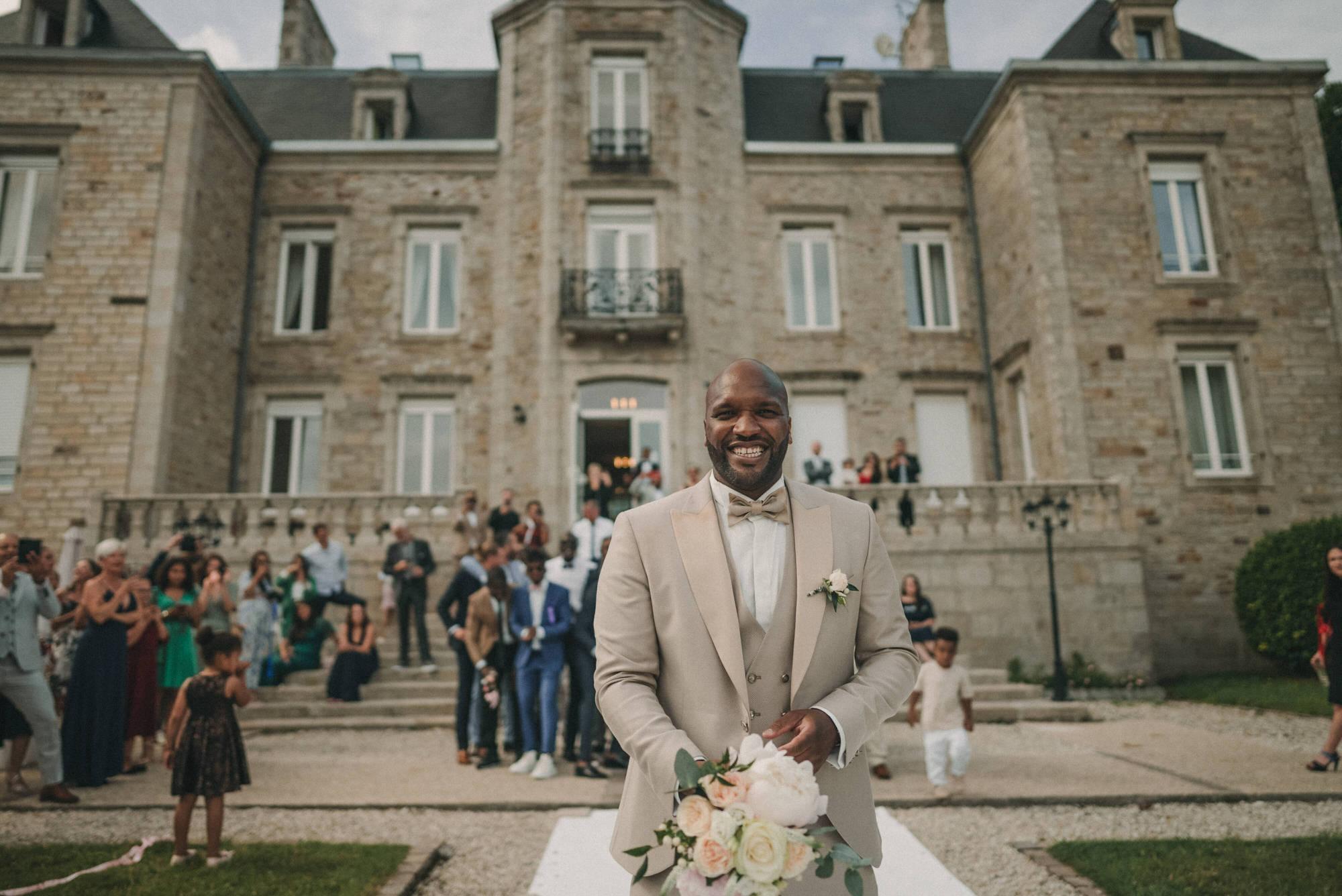 Photo De Mariage Au Manoir De Kerhuel A Plouneour Lanvern De Perle Danilson Par Antoine Borzeix 748, Photographe & Videaste à Brest / Finistère