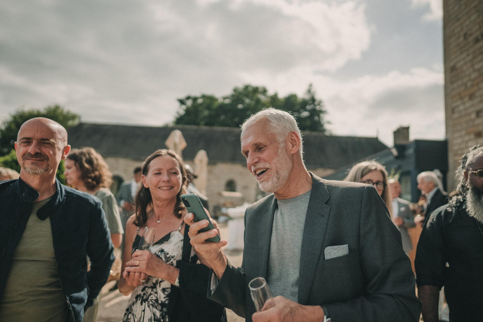 Photo De Mariage Au Manoir De Kerhuel A Plouneour Lanvern De Perle Danilson Par Antoine Borzeix 759, Photographe & Videaste à Brest / Finistère