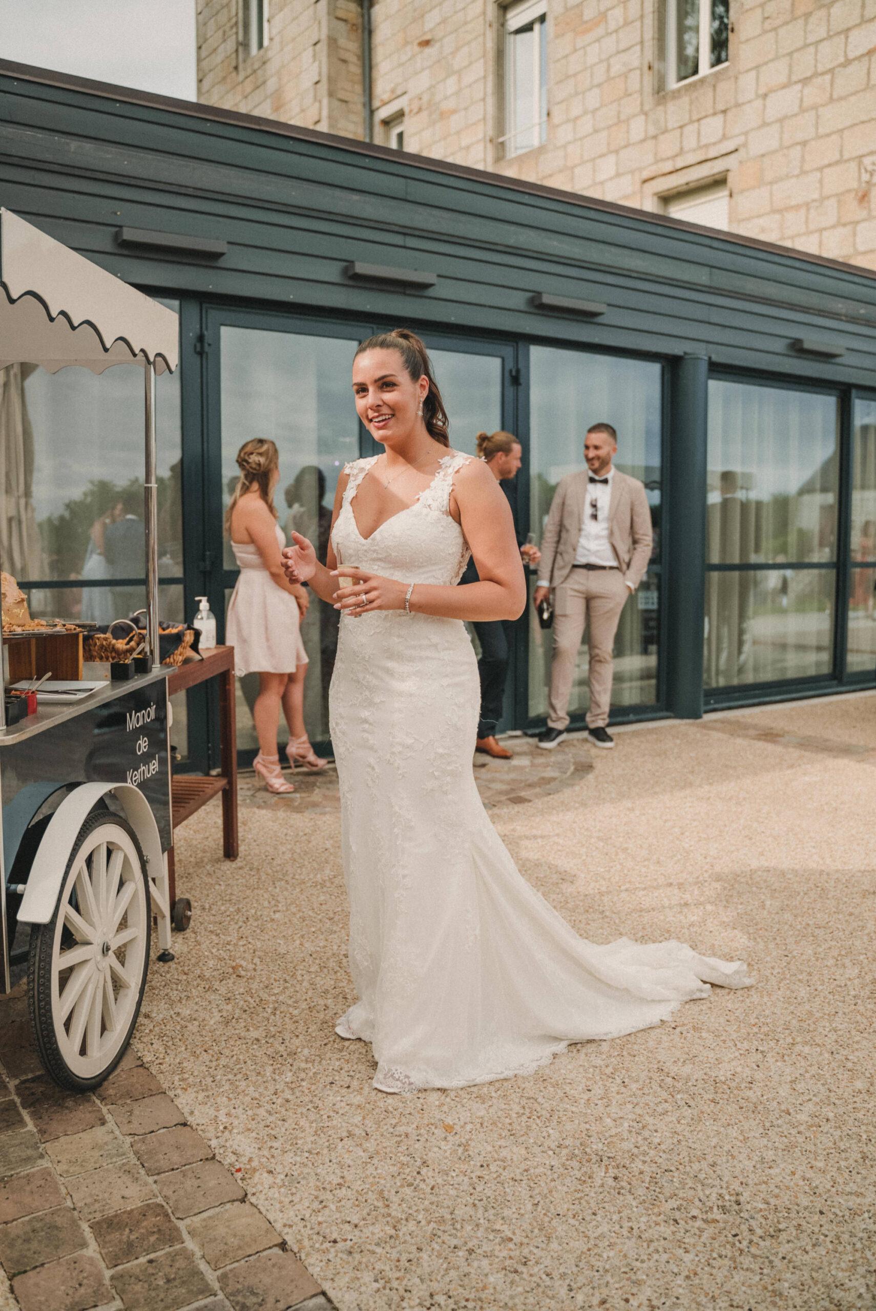 Photo De Mariage Au Manoir De Kerhuel A Plouneour Lanvern De Perle Danilson Par Antoine Borzeix 801 Scaled, Photographe & Videaste à Brest / Finistère