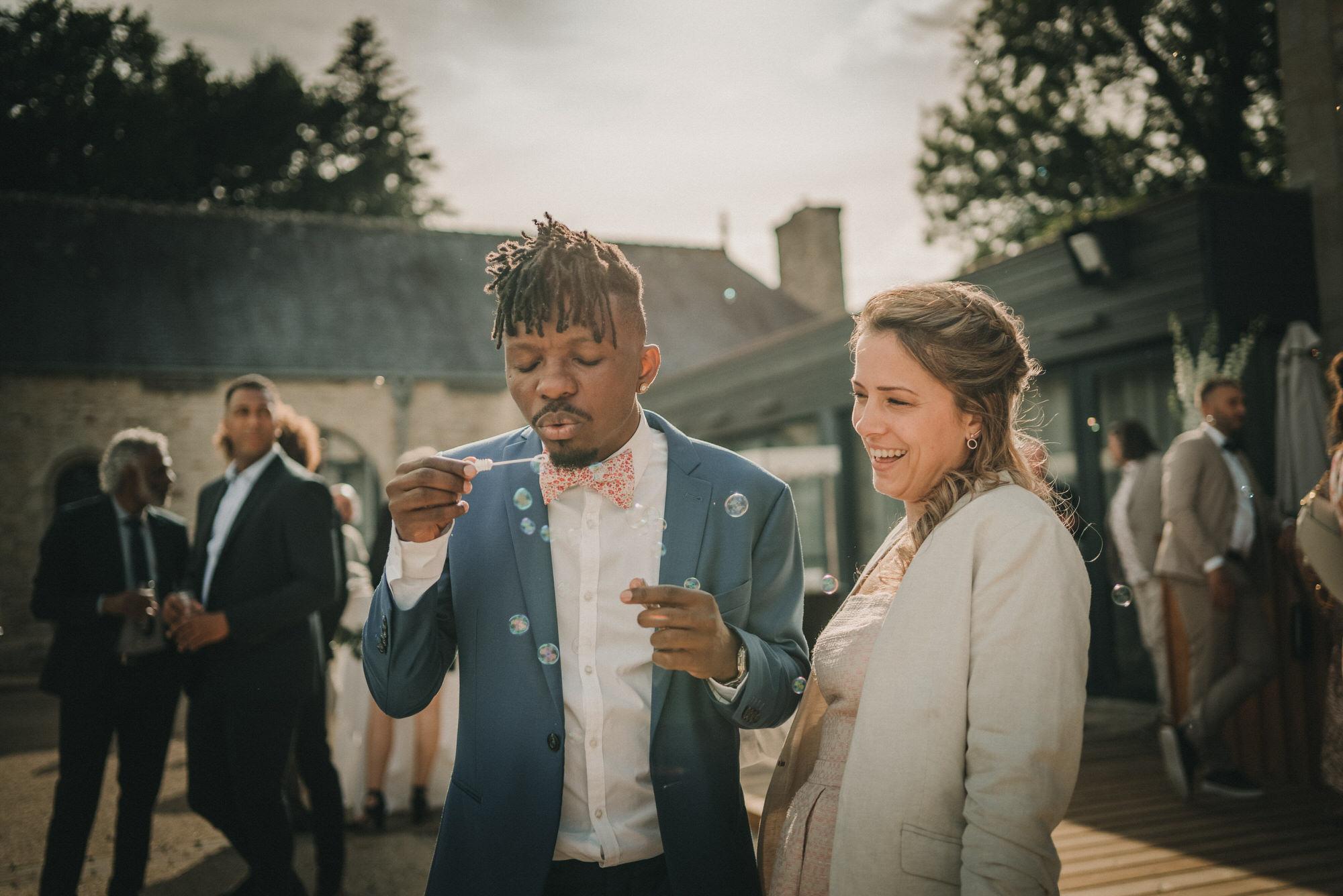 Photo De Mariage Au Manoir De Kerhuel A Plouneour Lanvern De Perle Danilson Par Antoine Borzeix 948, Photographe & Videaste à Brest / Finistère